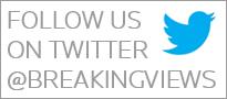 Breakingviews on Twitter