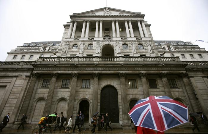 BoE: Major UK Banks Clear 2017 Stress Test
