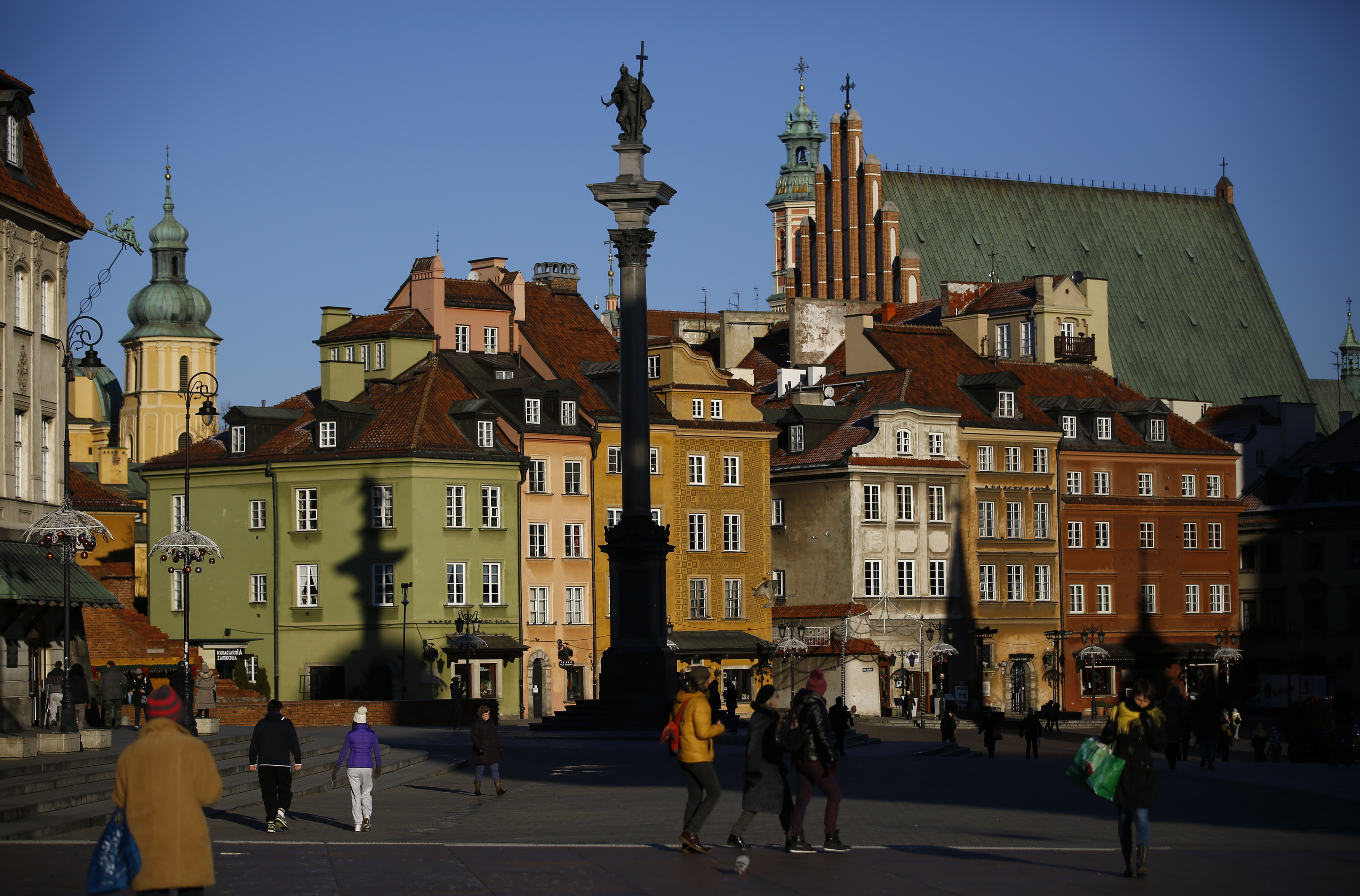 Warsaw looks to win more finance business in wake of Brexit