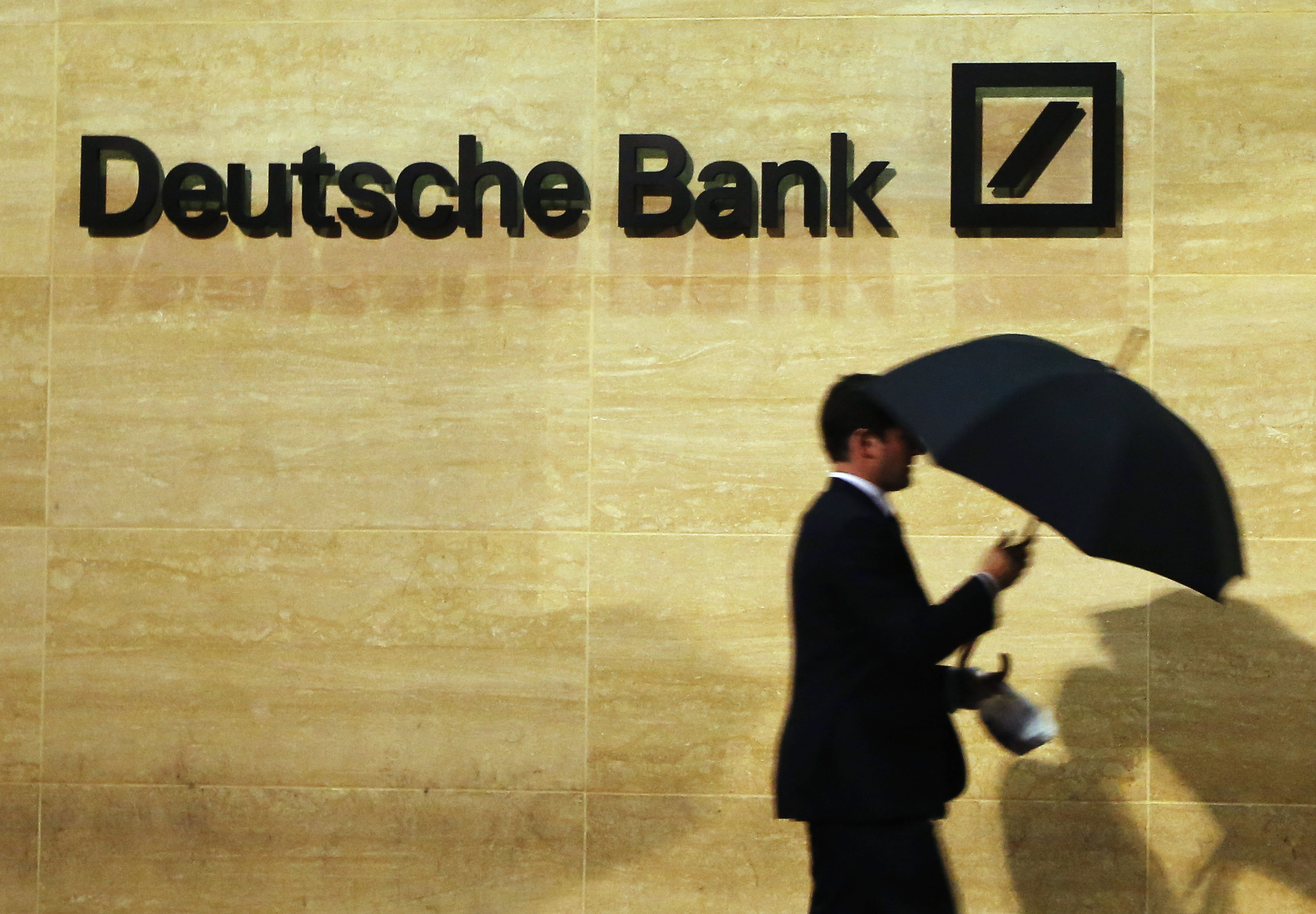 European Stocks Rally On Relief Over Reported Deutsche Bank Settlement