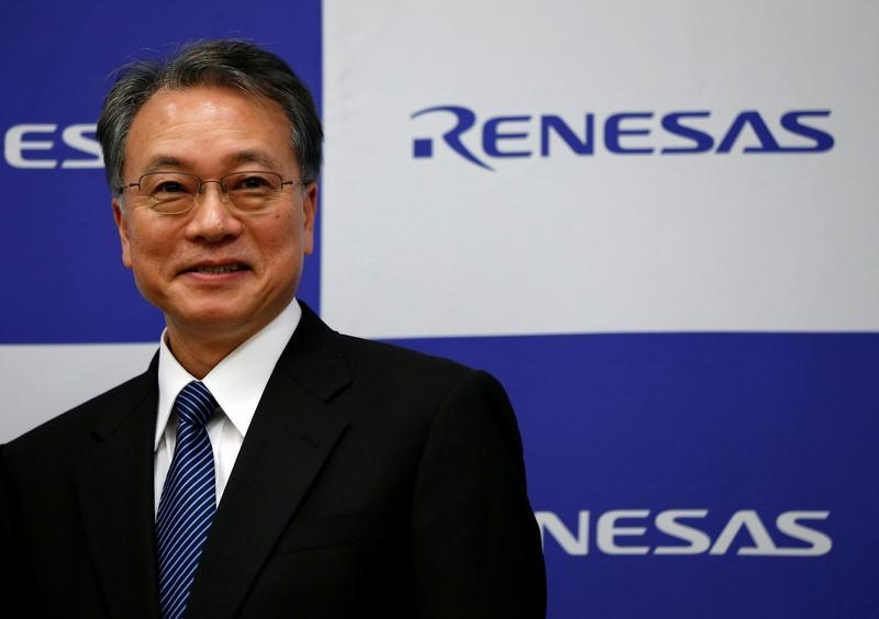 Japan's Renesas Beefs Up Auto Chips With Intersil Buy