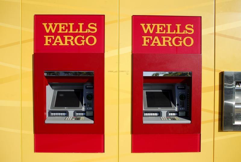 Wells Fargo cuts net interest income outlook, sending shares lower
