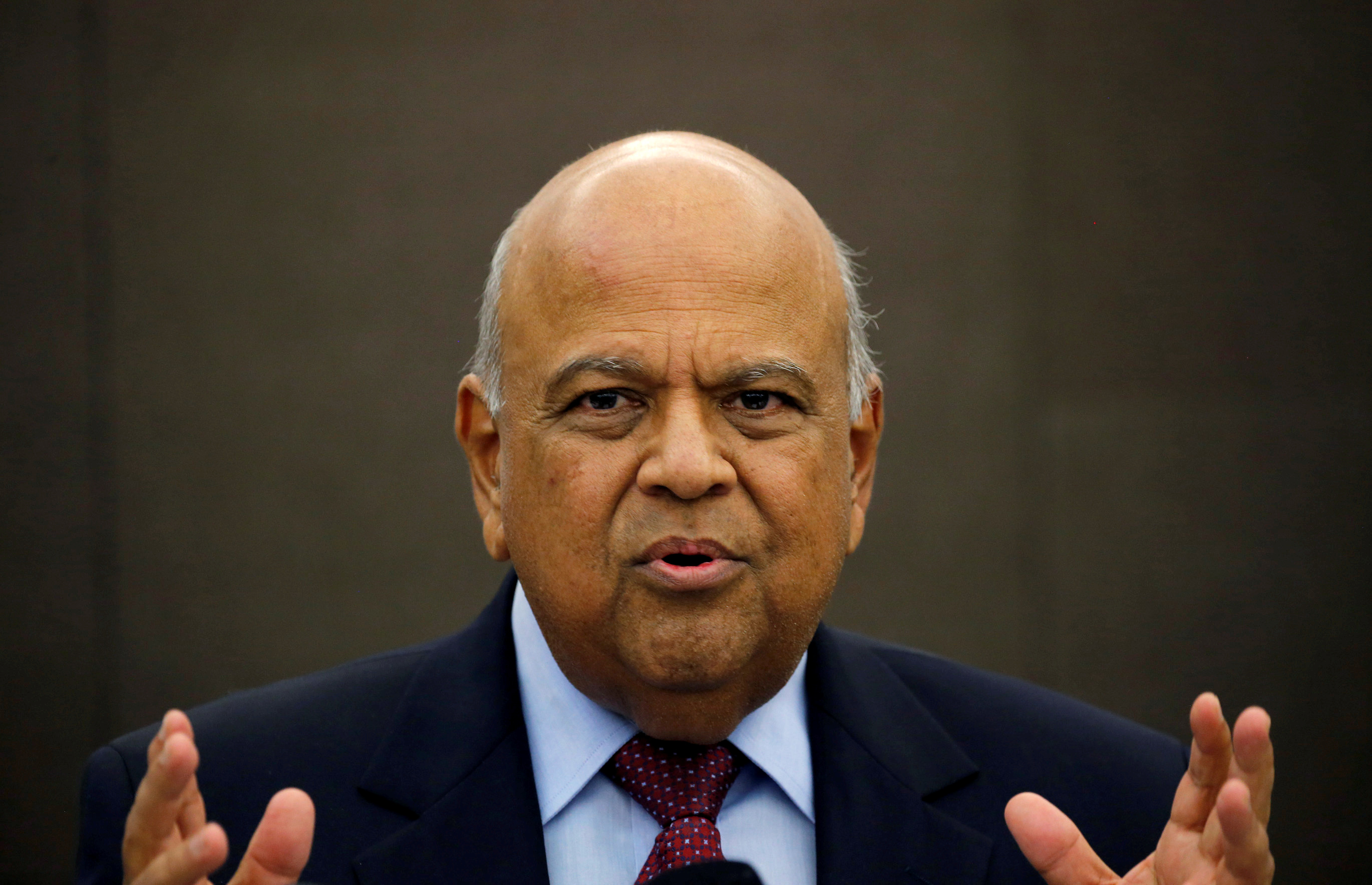 Allegations against me are sickening: Ex-South African FM