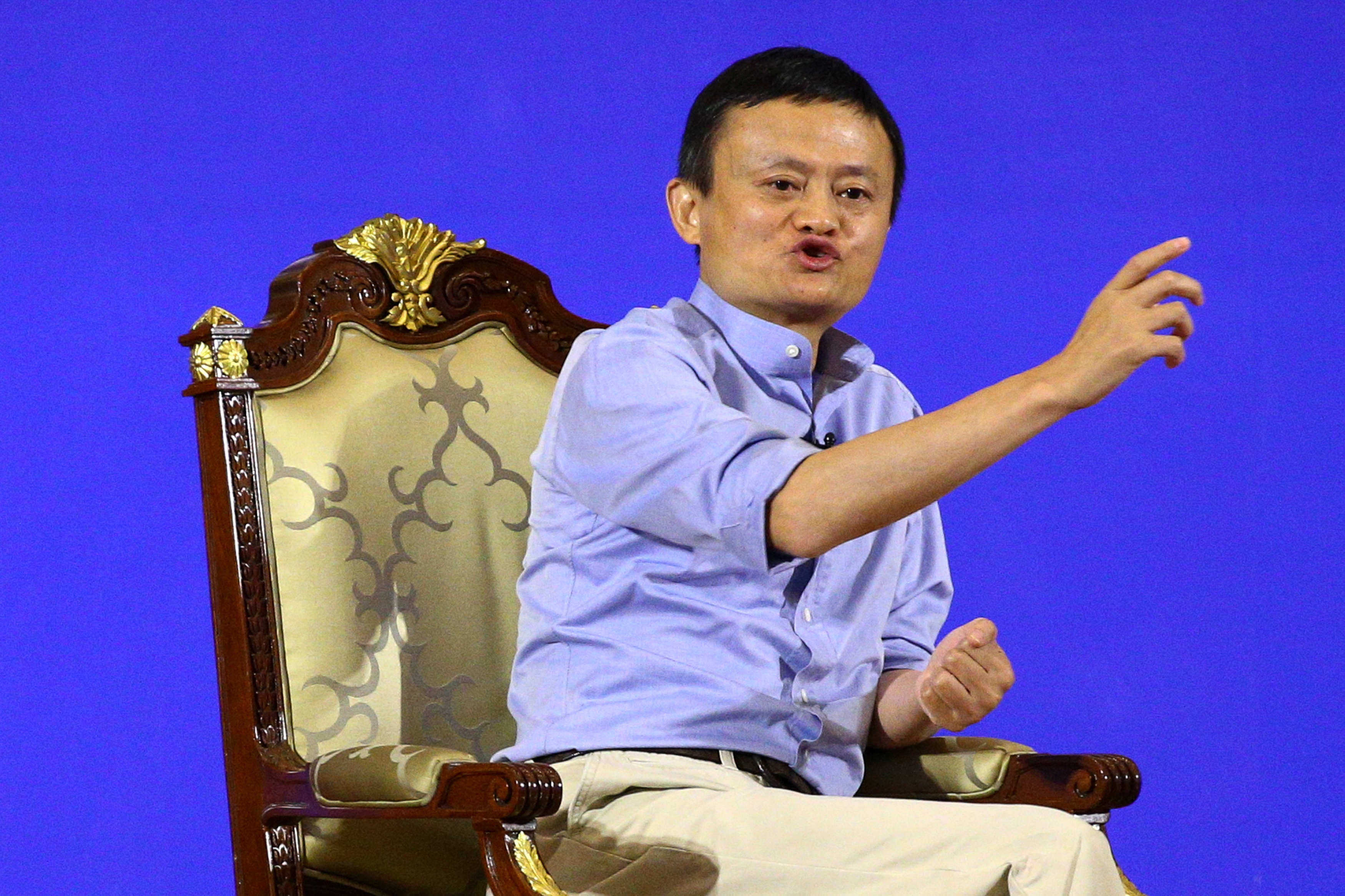 Alibaba revenue beats expectations with strong e-commerce, media growth