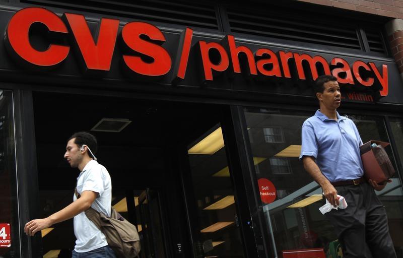 CVS Says Slowing Prescriptions Will Hurt Profits Next Year
