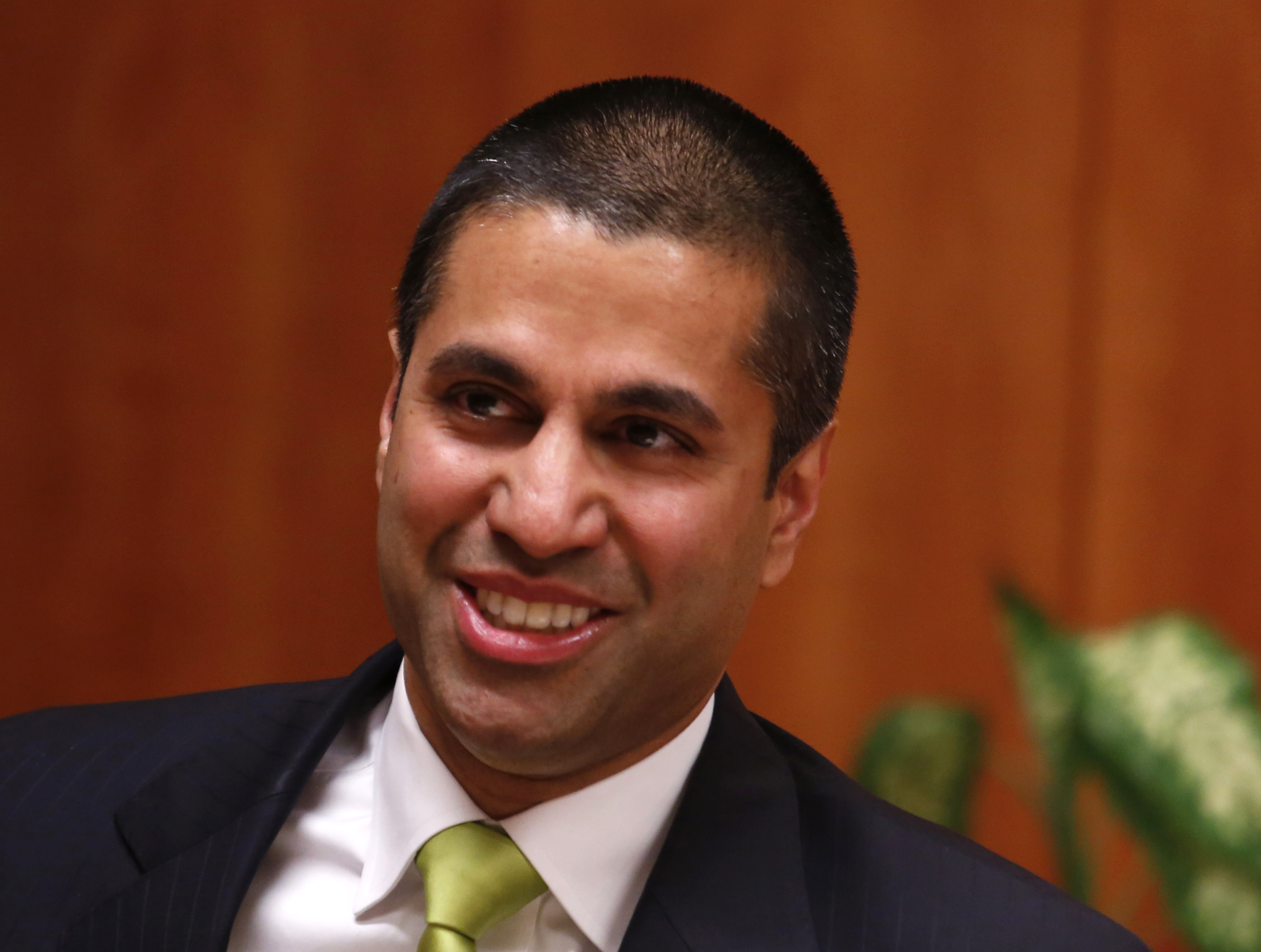 Net Neutrality Critic Ajit Pai Named New Head of FCC