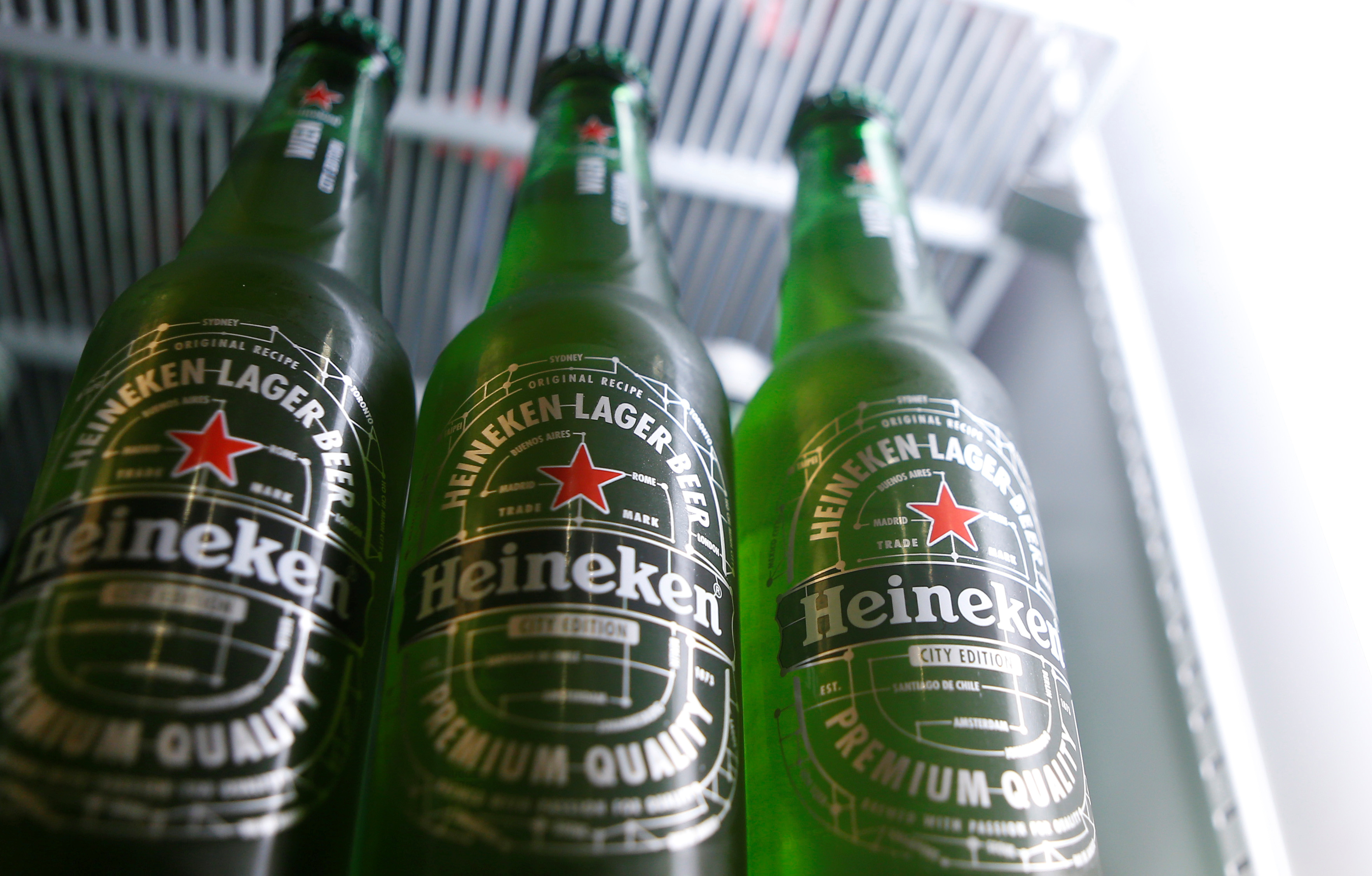 Kirin in talks to sell Brazilian beverage unit to Heineken