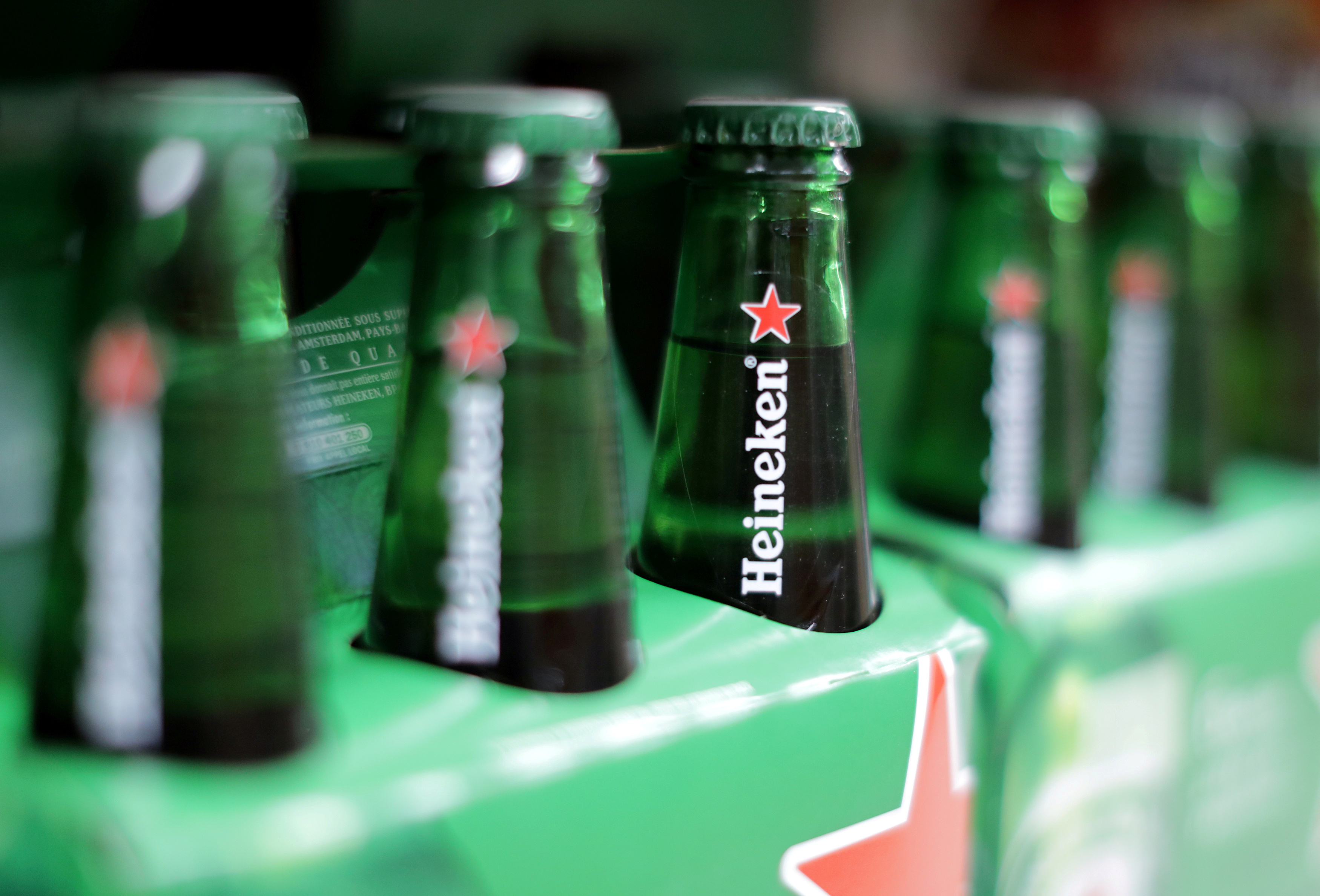 Heineken boss praises British pub 'institution' ahead of Punch Taverns takeover