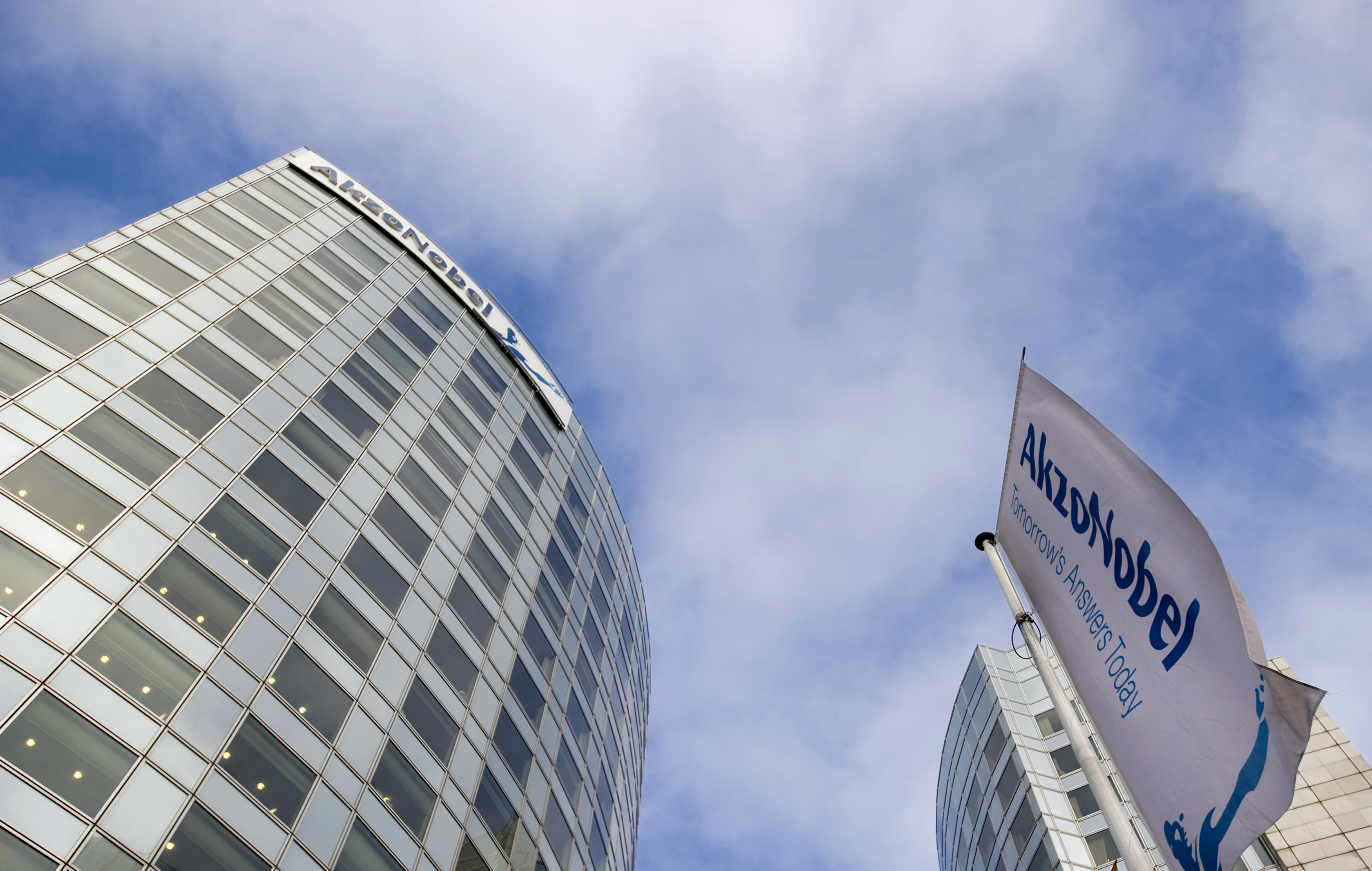 Akzo Nobel Refuses to Meet With PPG Executive Team