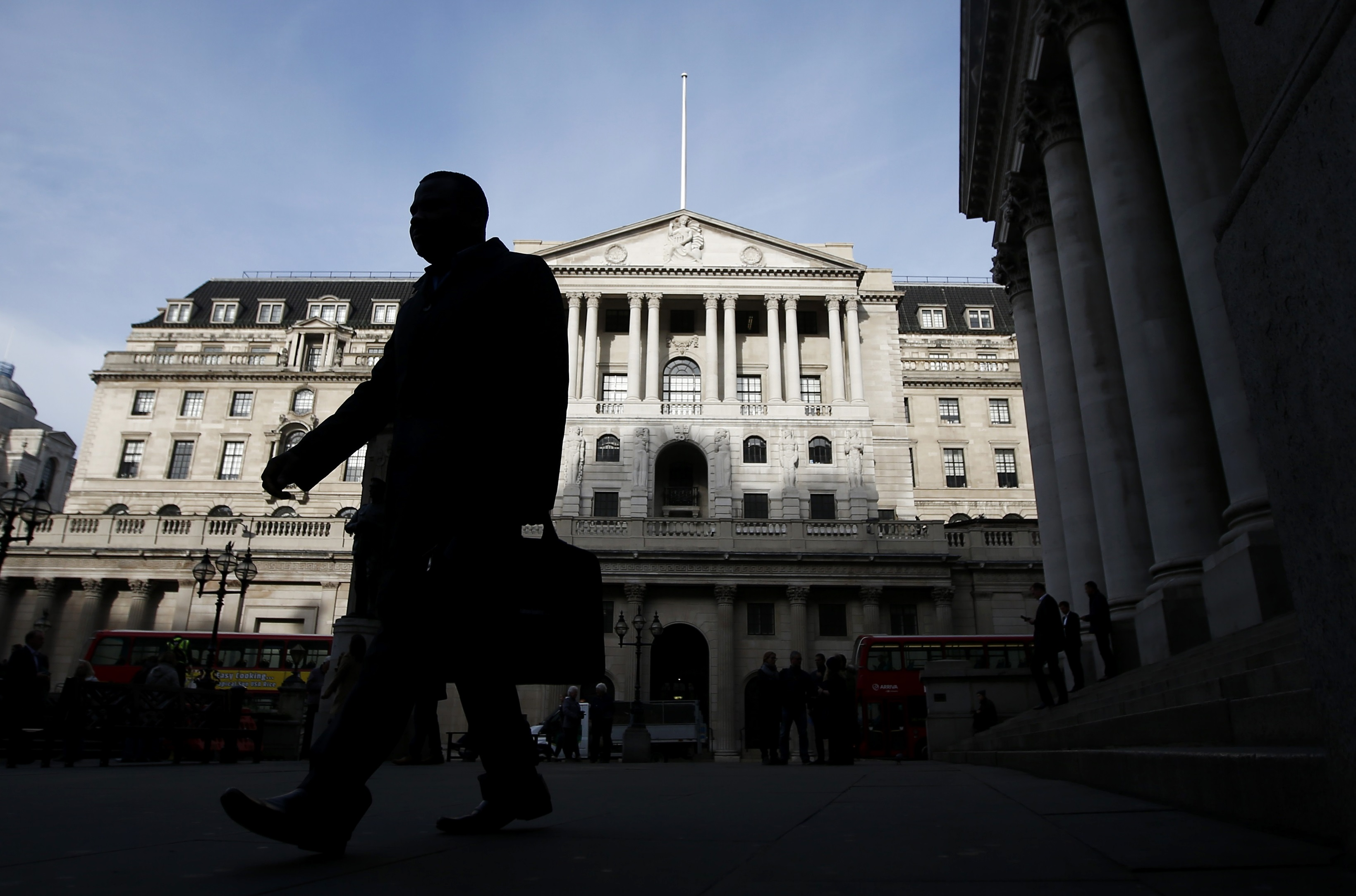 Bank of England deputy governor Charlotte Hogg resigns