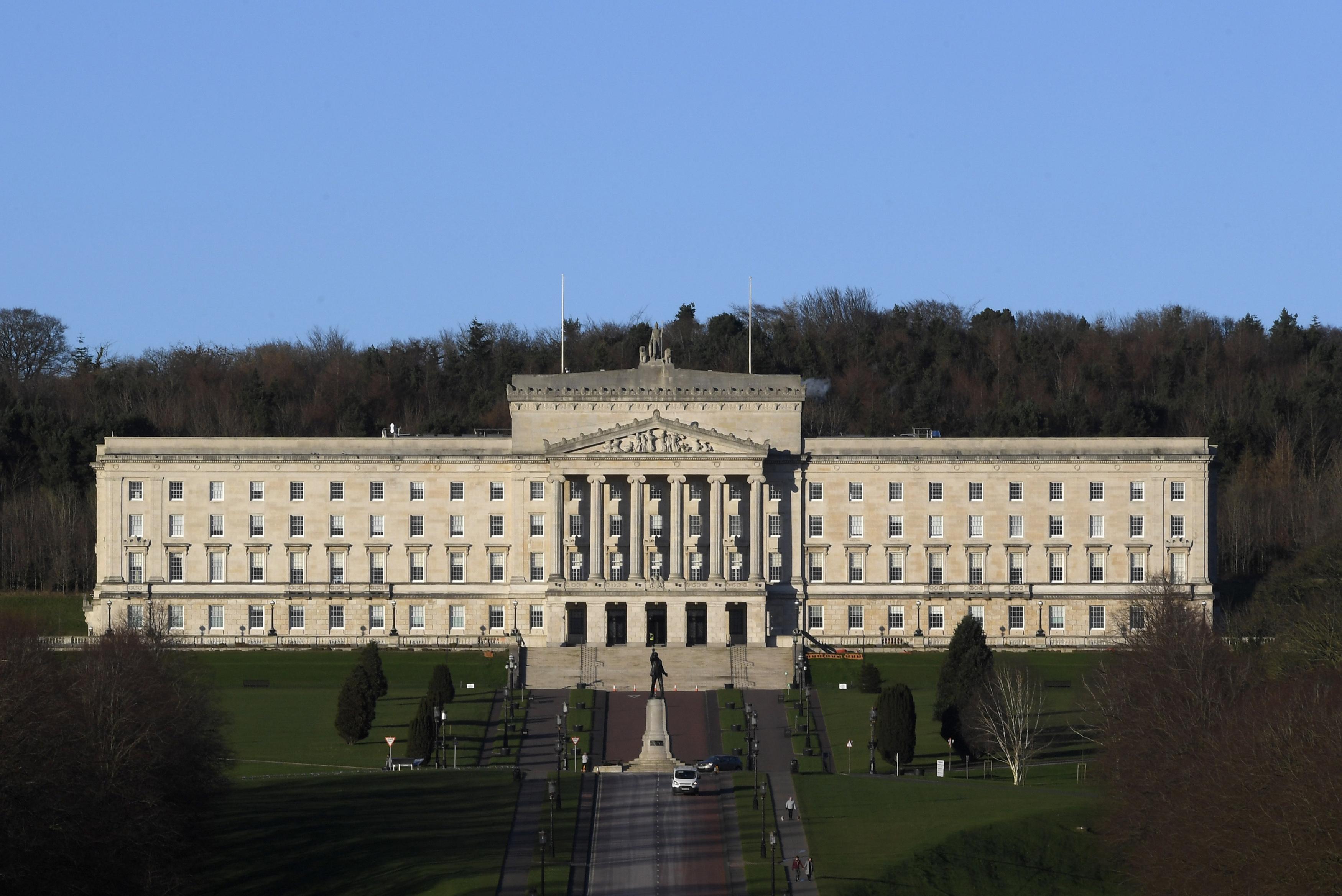 Northern Ireland votes amid power sharing crisis