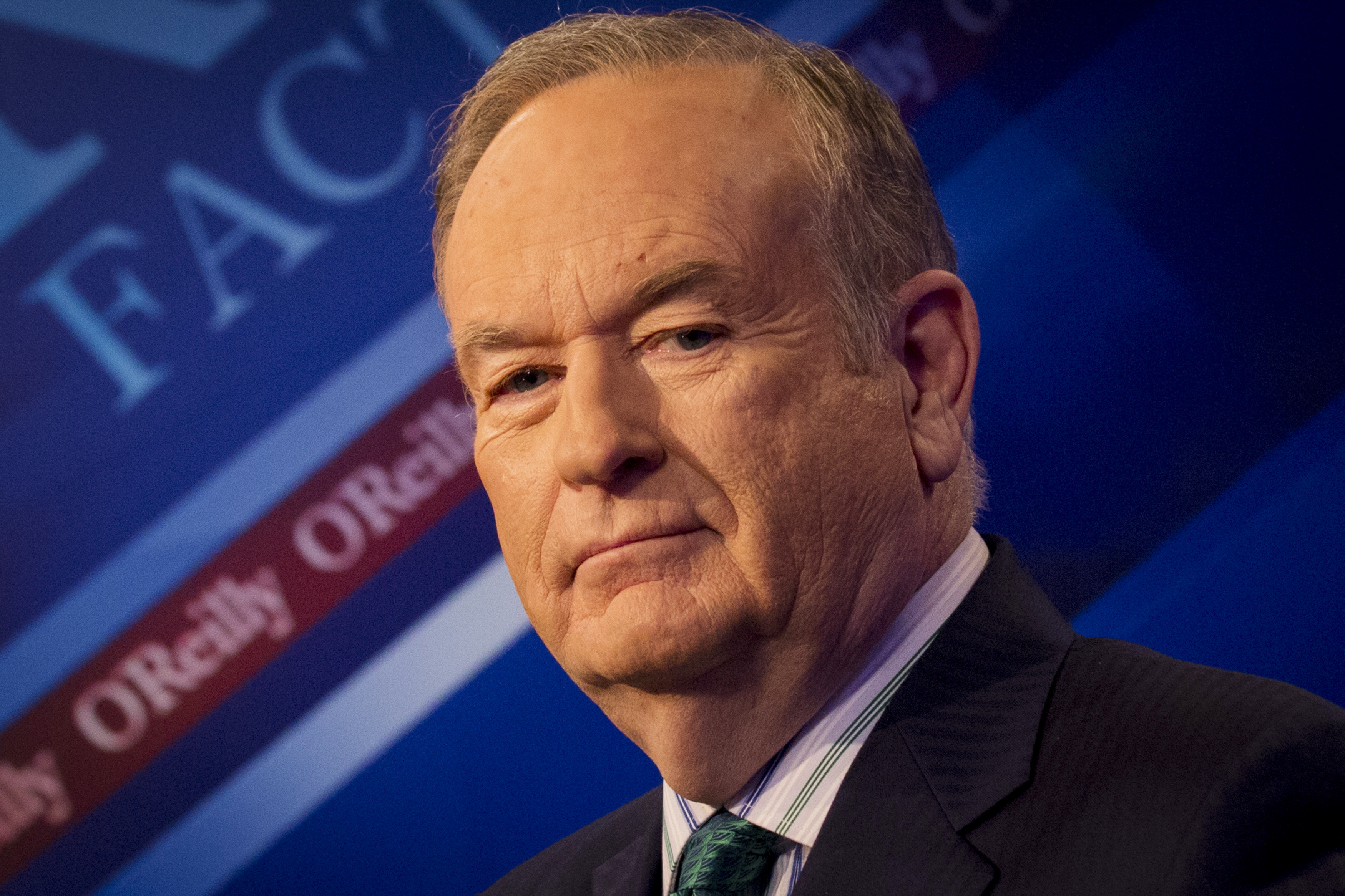 Fox News ends relationship with Bill O'Reilly
