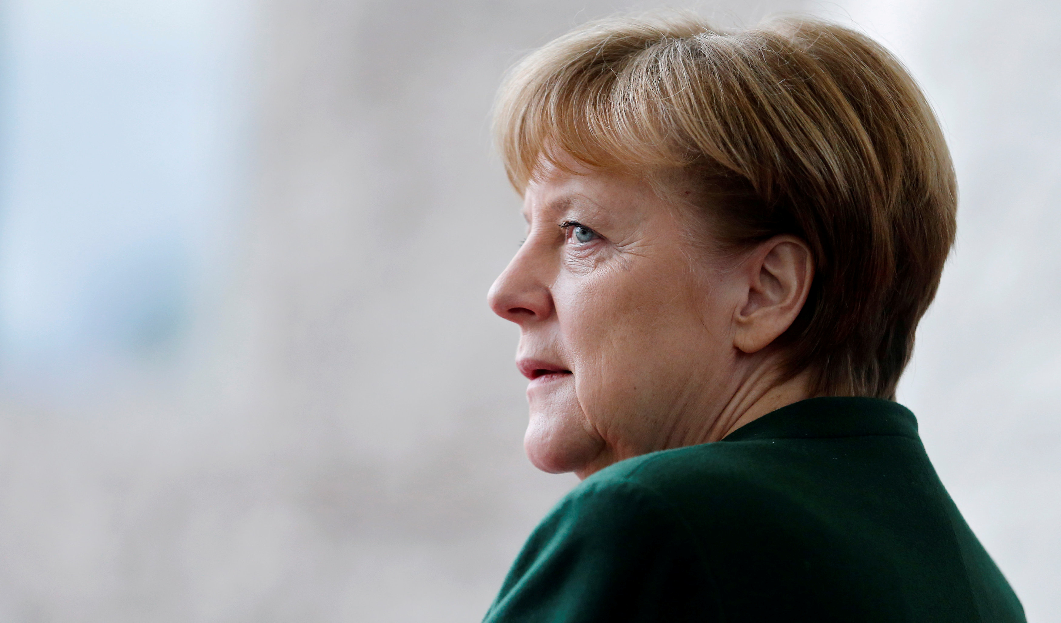 Angela Merkel's party wins vote in rivals' German heartland