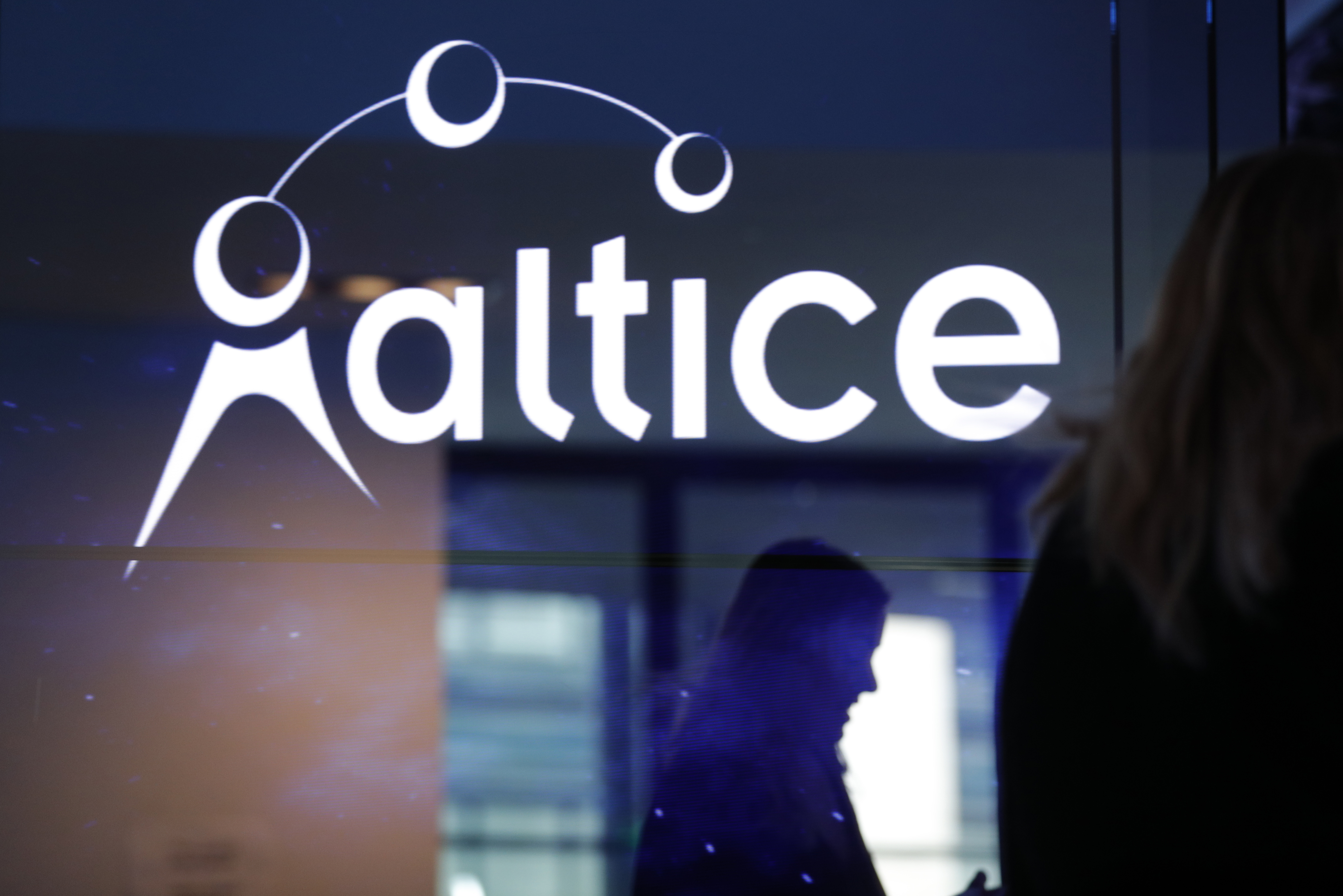 Altice launches U.S.  unit's Wall Street IPO