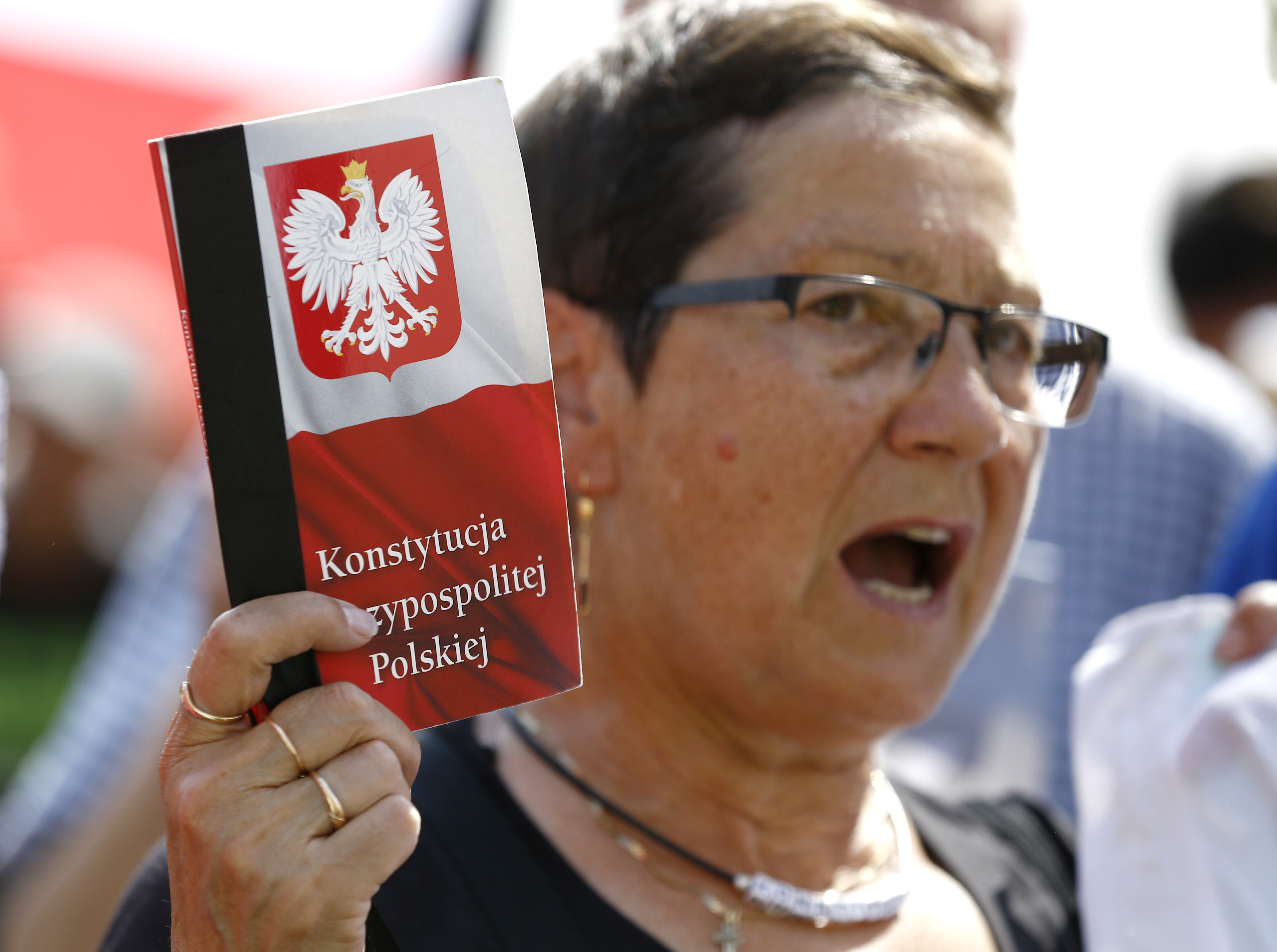 EU Commission Threatens Poland's Bloc Membership Over Judicial Reforms