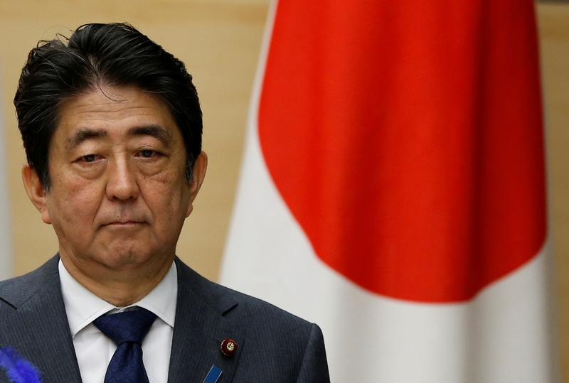Japanese PM Shinzo Abe denies favouritism in approval for school
