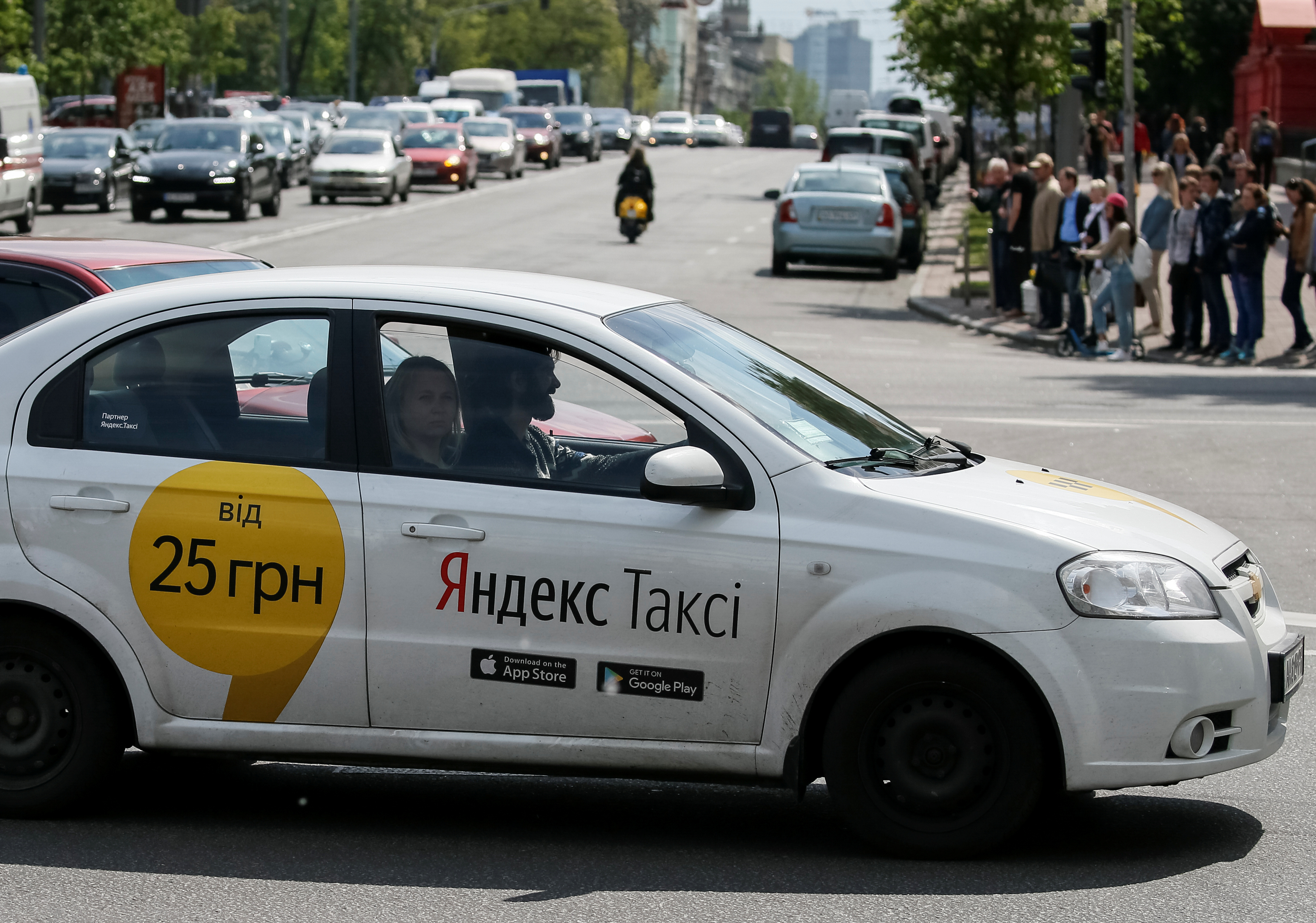 Yandex does not rule out Yandex.Taxi and Uber IPO