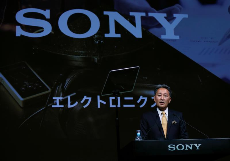 Sony Pictures Cuts Losses, as Group Profits Surge