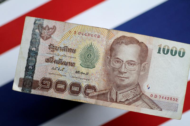 The Thai Currency Is Near 28 Month Highs Buoyed By A Growing Cur Account Surplus Weak Dollar And Attractive Yields But Thailand S Military Rulers