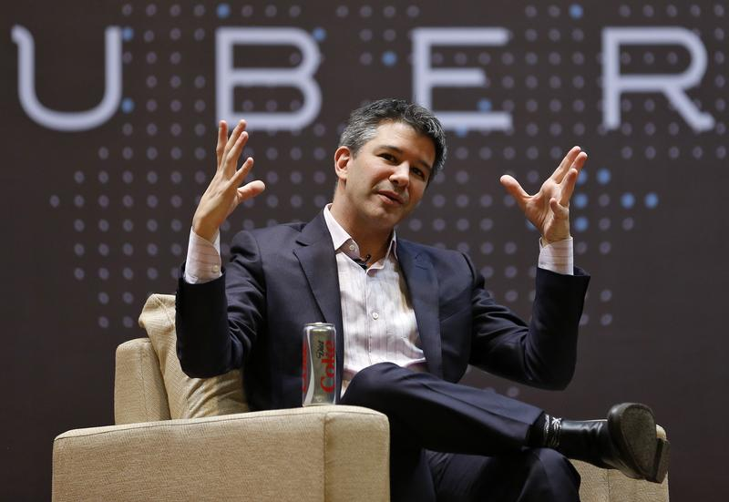 Uber clears way for huge Softbank investment