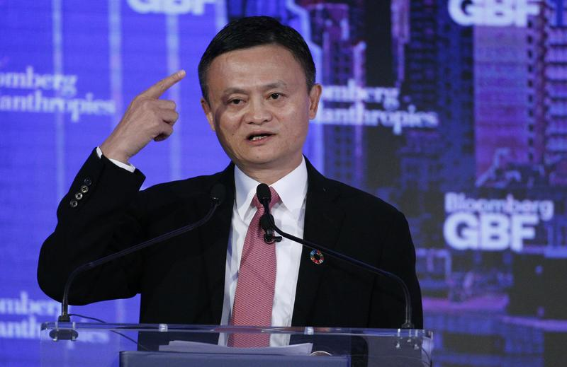 Alibaba goes offline with stake in brick-and-mortar retailer