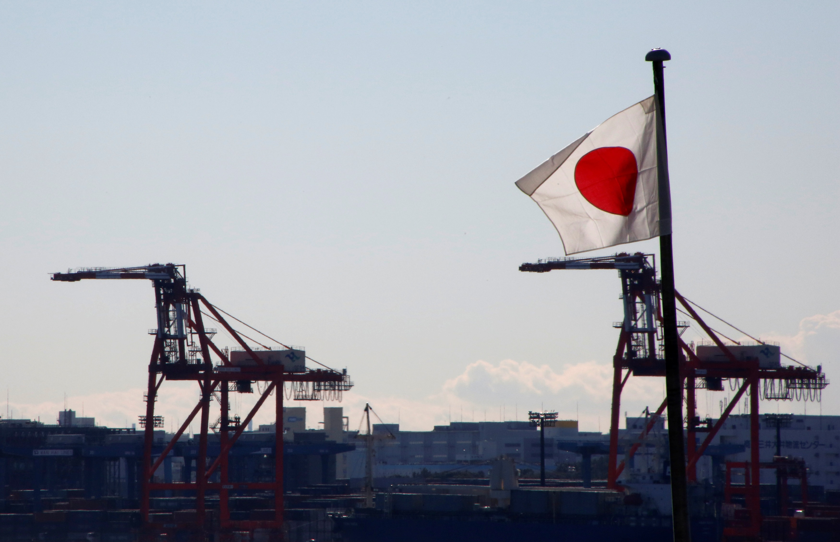 Japan logs longest phase of growth in 16 years
