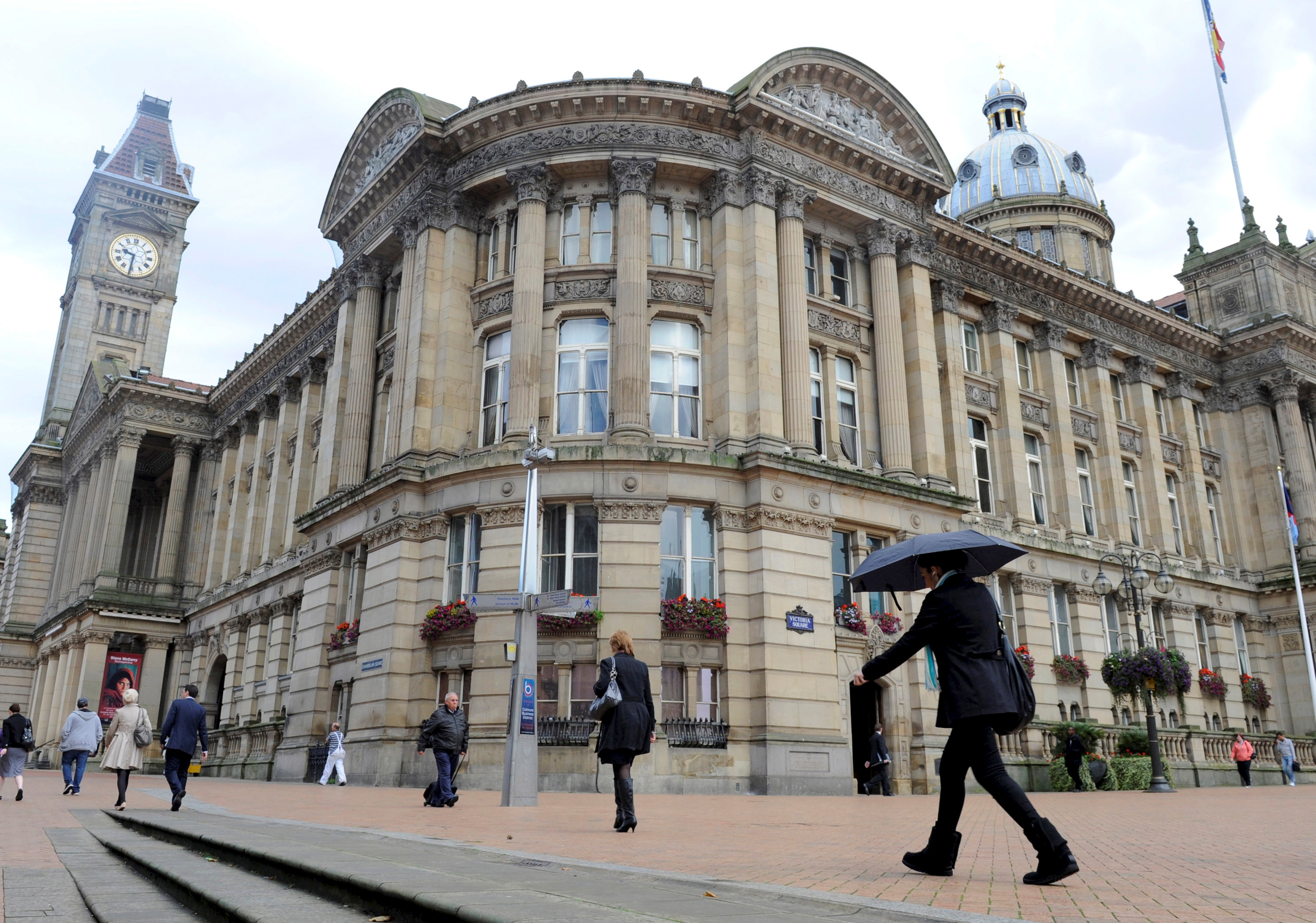 Labour could move Bank of England to Birmingham
