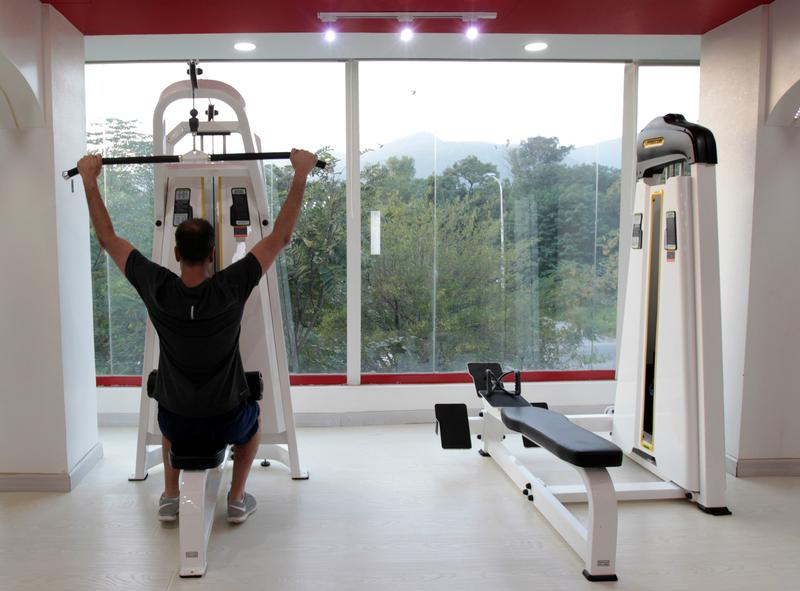 Gym chain's China private equity workout has legs