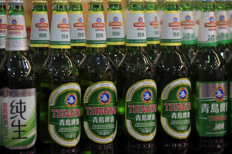 Asahi To Sell Stake In China's Tsingtao For $941 Million