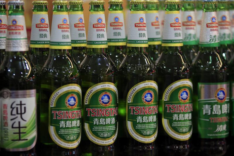 Asahi sells Tsingtao to Chinese firms
