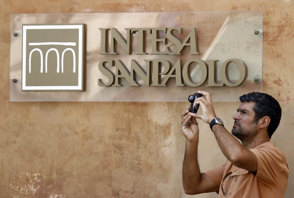 Intesa Sanpaolo (OTCMKTS:ISNPY) Lifted to Buy at Zacks Investment Research