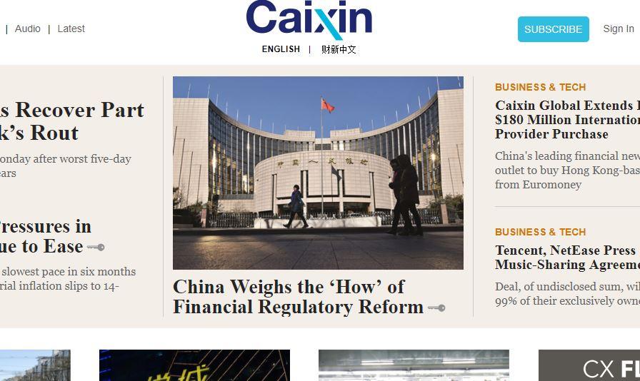 Chinese publisher follows foreign data blueprint – Breakingviews