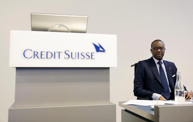 Credit Suisse Trims Loss, Cites Upside Of US Tax Reform