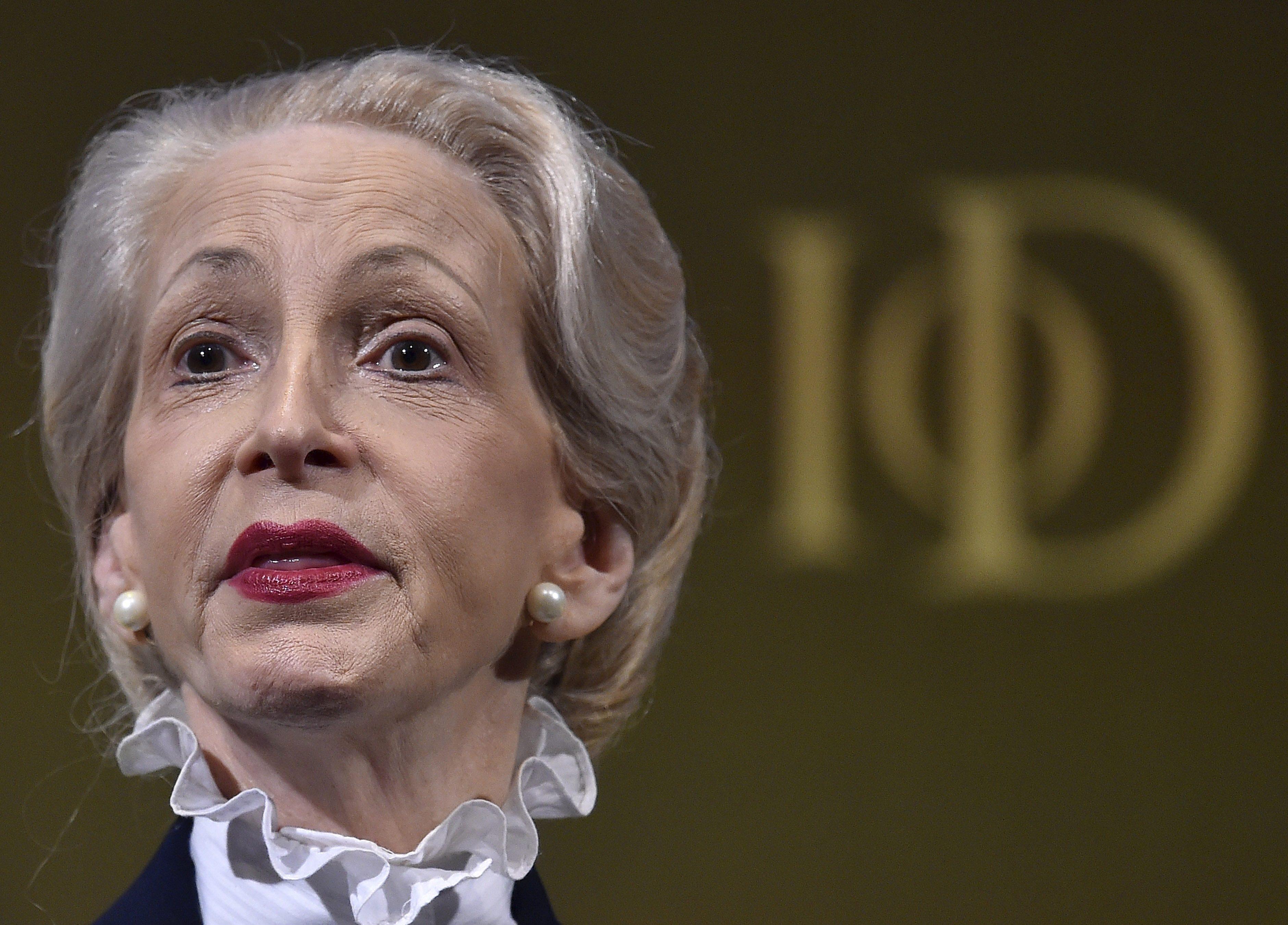 Institute of Directors suspends Barbara Judge amid claims of racism