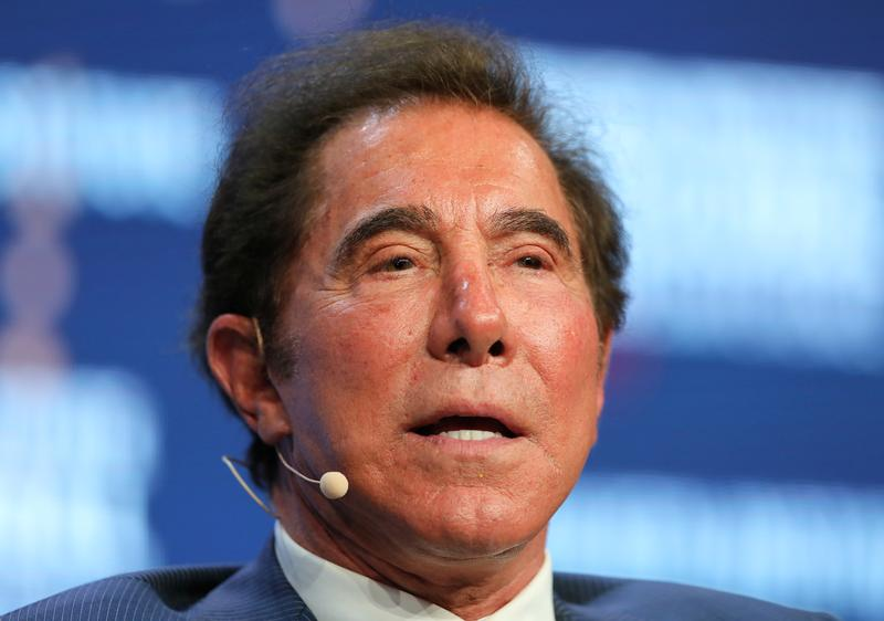 Steve Wynn Sells Third Of His Resort Shares Following Sex Misconduct Allegations