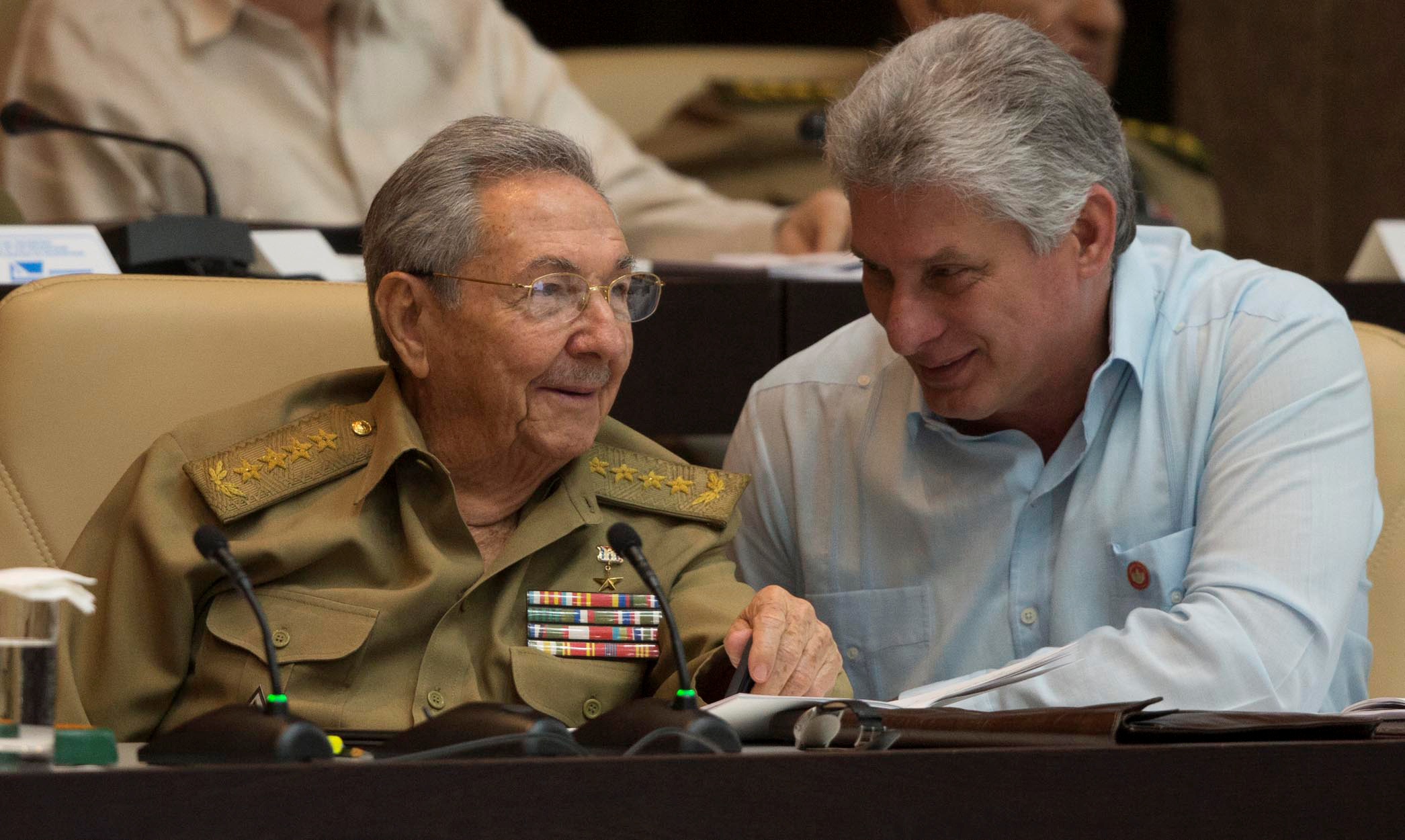 Castros' six-decade rule nears end in Cuba
