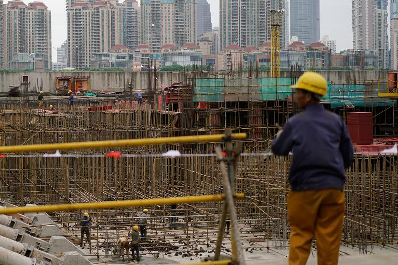 China's GDP grows 6.8% in the first quarter, slightly more than expected