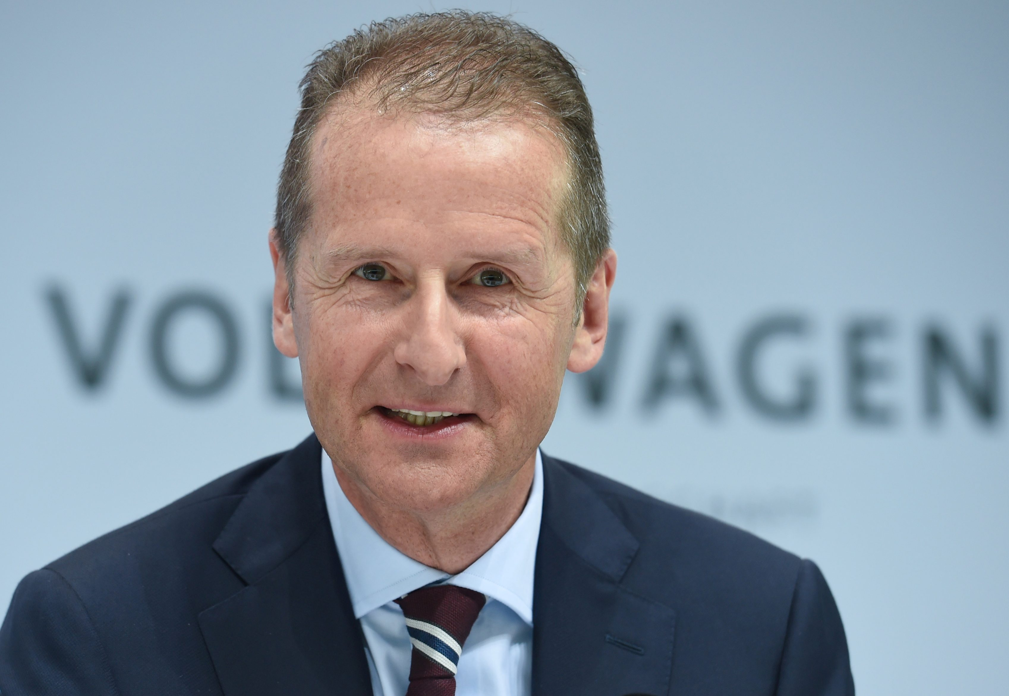 VW Group boss steps down, Herbert Diess steps up as new chairman