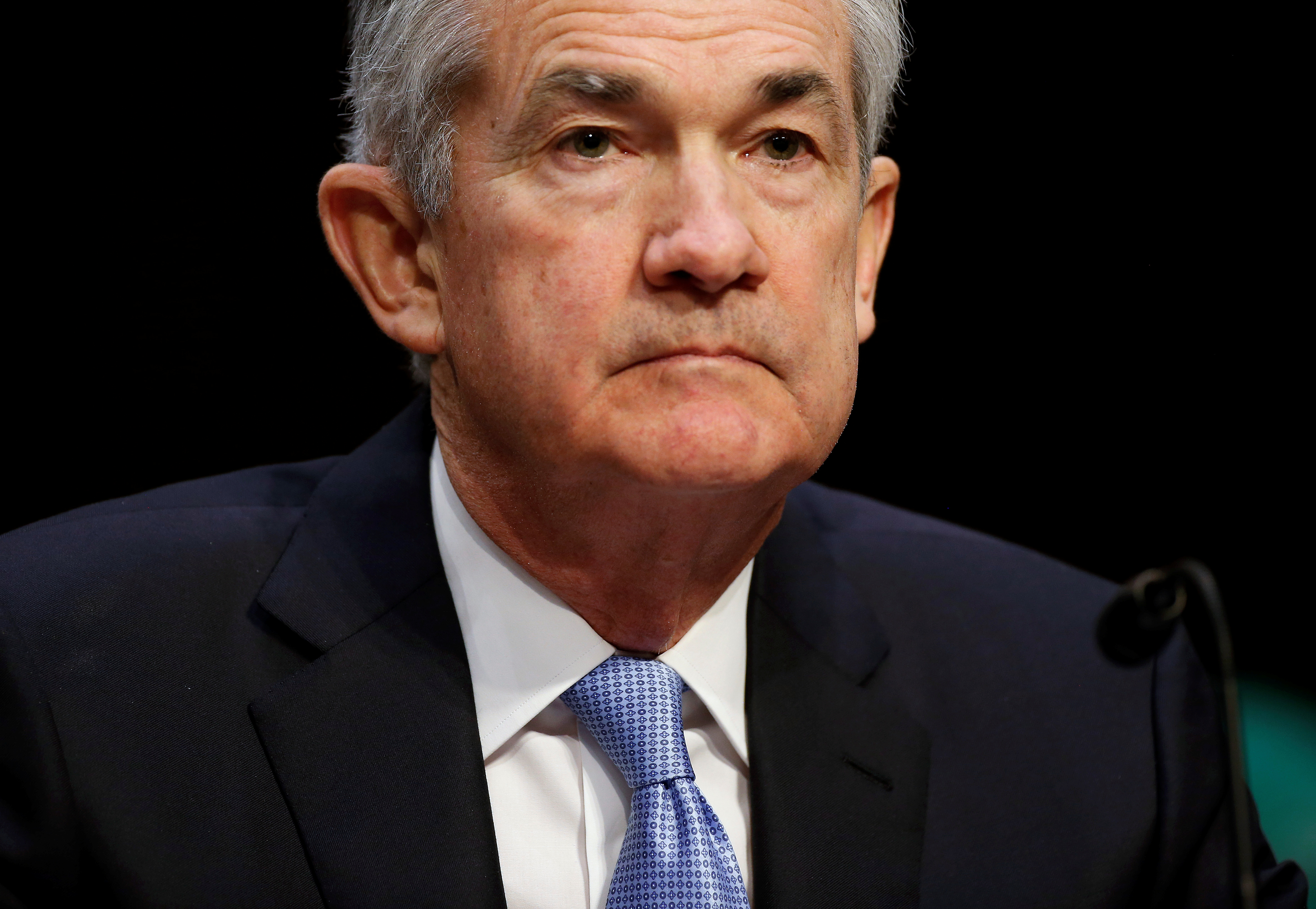 Fed's Powell: Best way forward is to keep raising rates