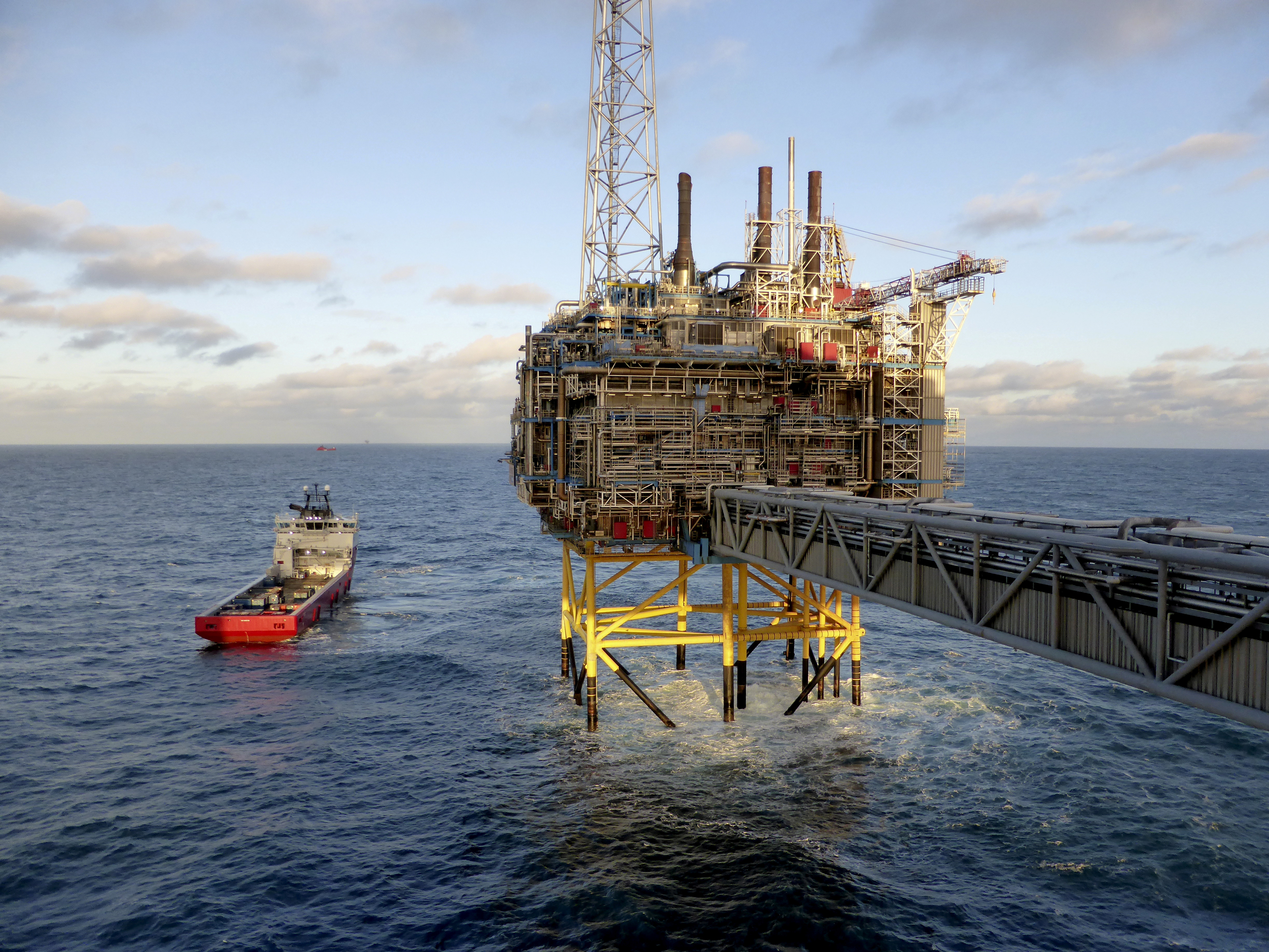 World's biggest wealth fund is dumping oil and gas stocks