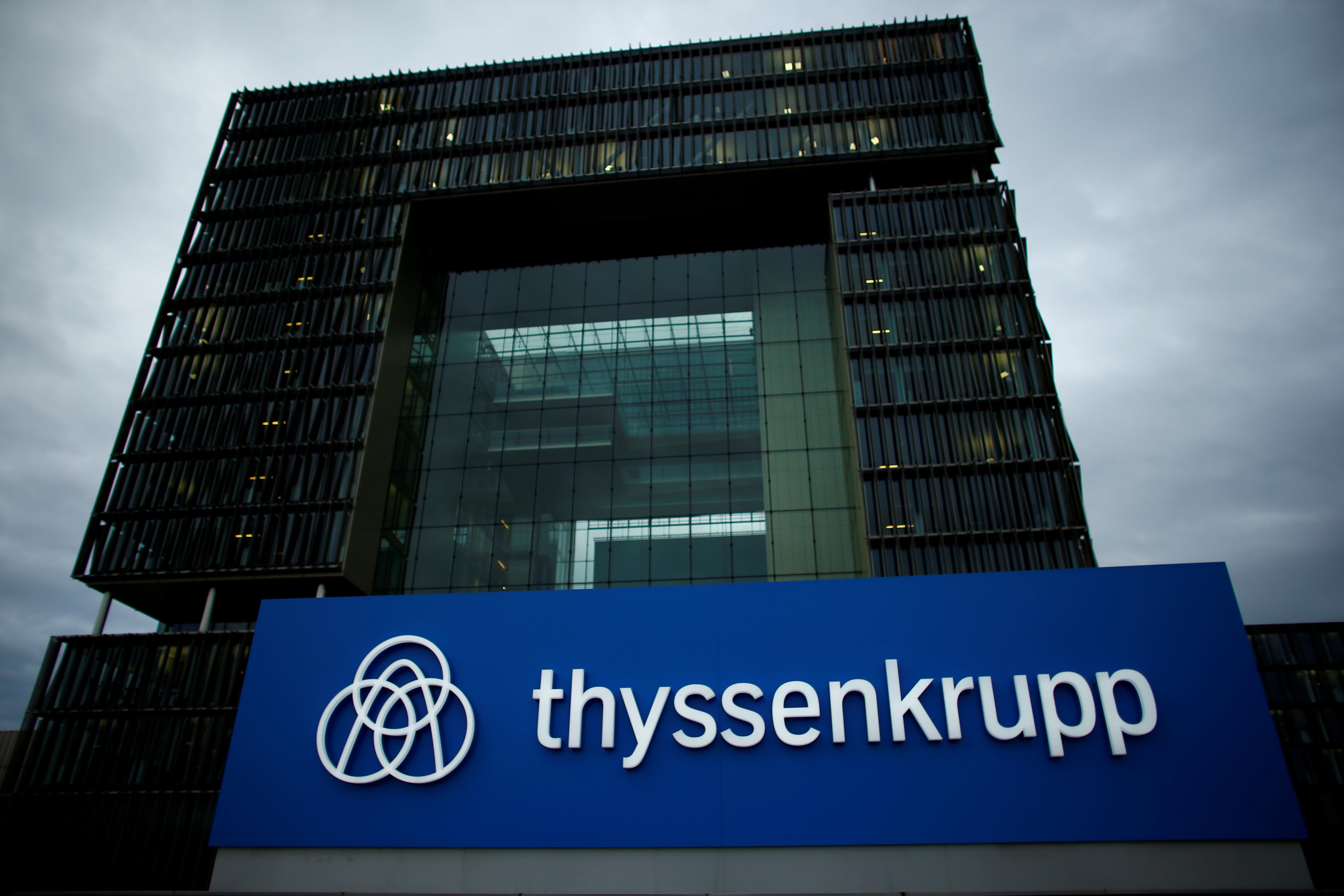 Thyssen Krupp Ag