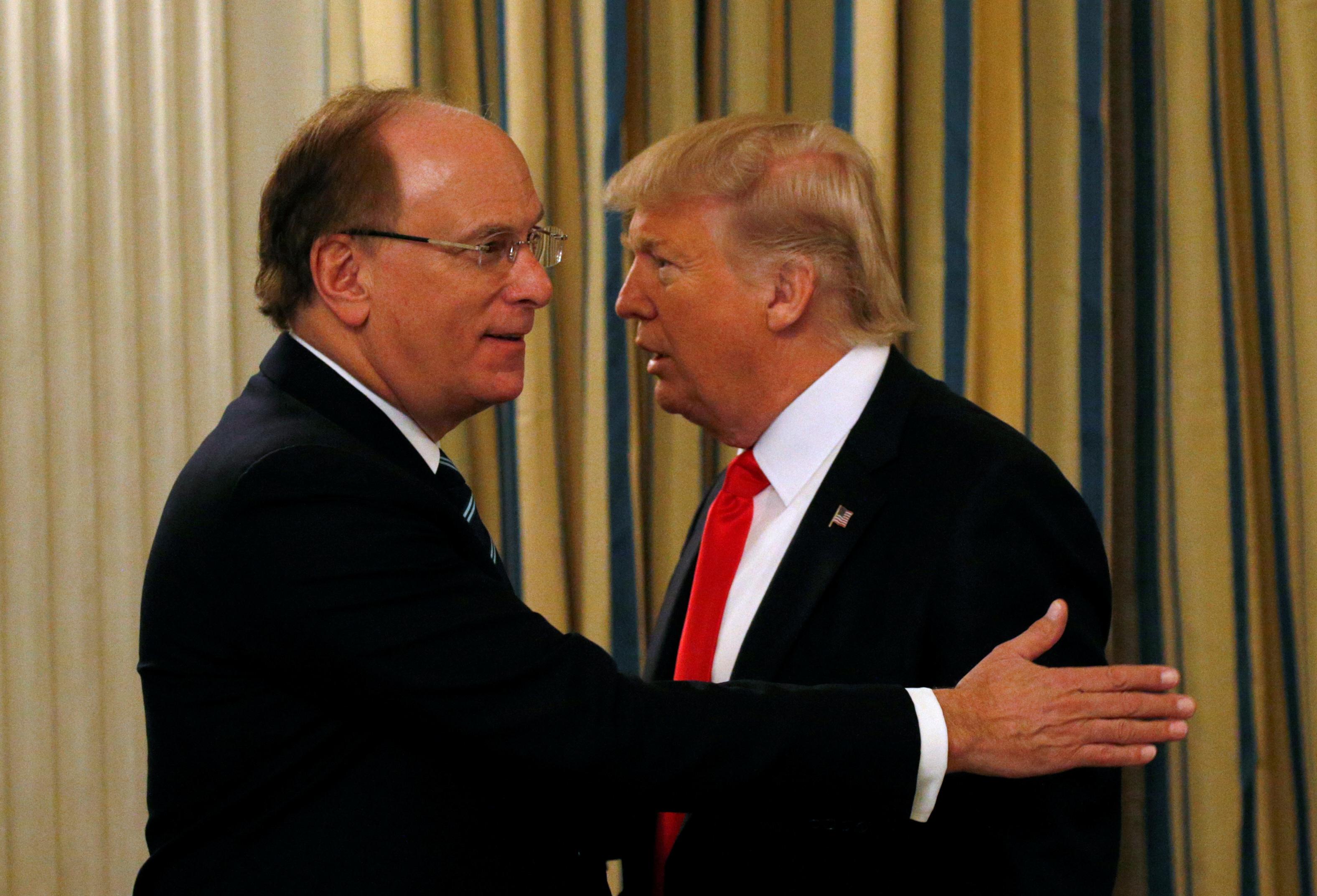 Wall Street shows Trump the way on Saudi Arabia – Breakingviews
