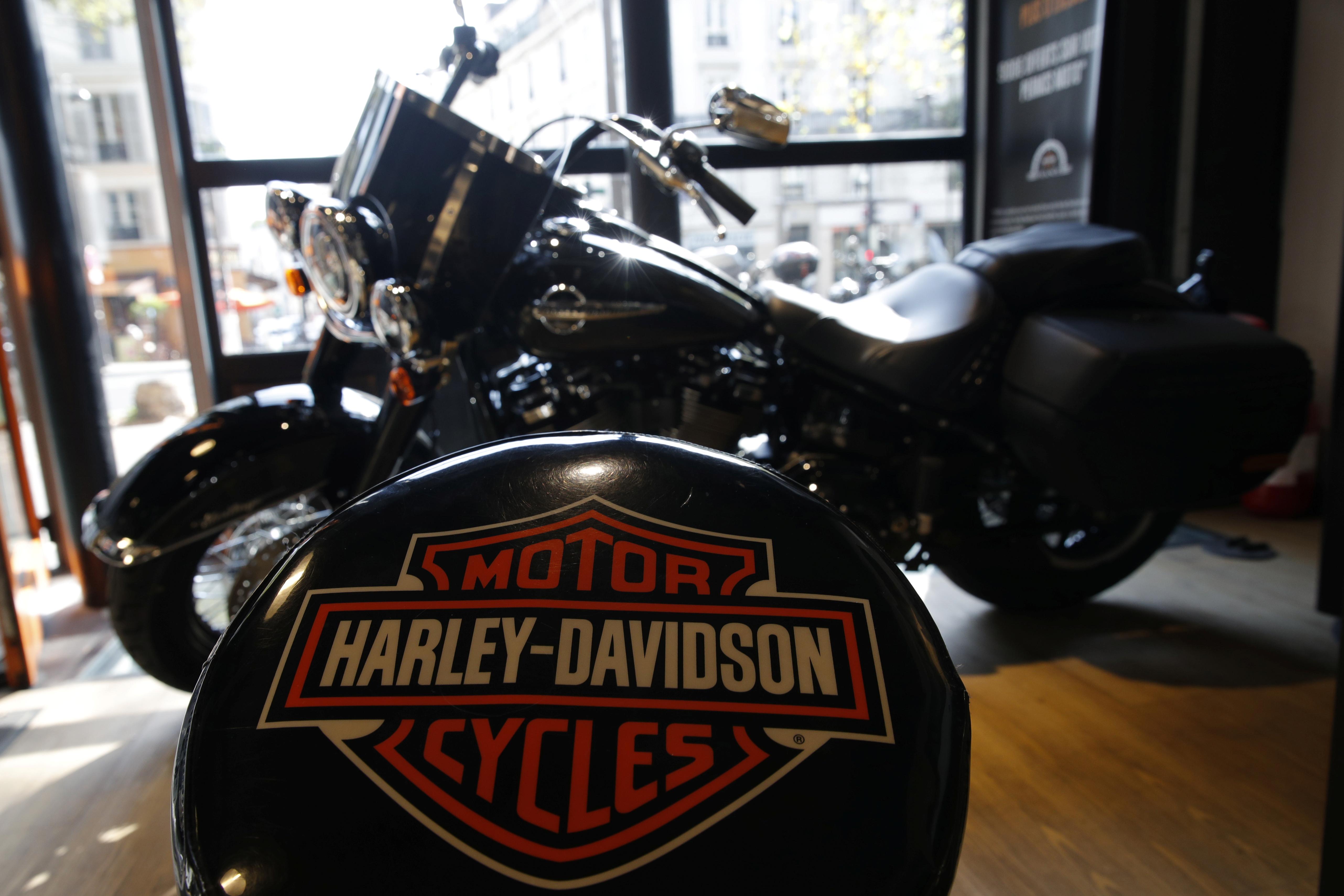 Harley-Davidson, Inc. (HOG) Trading at $34.10 after Plunge