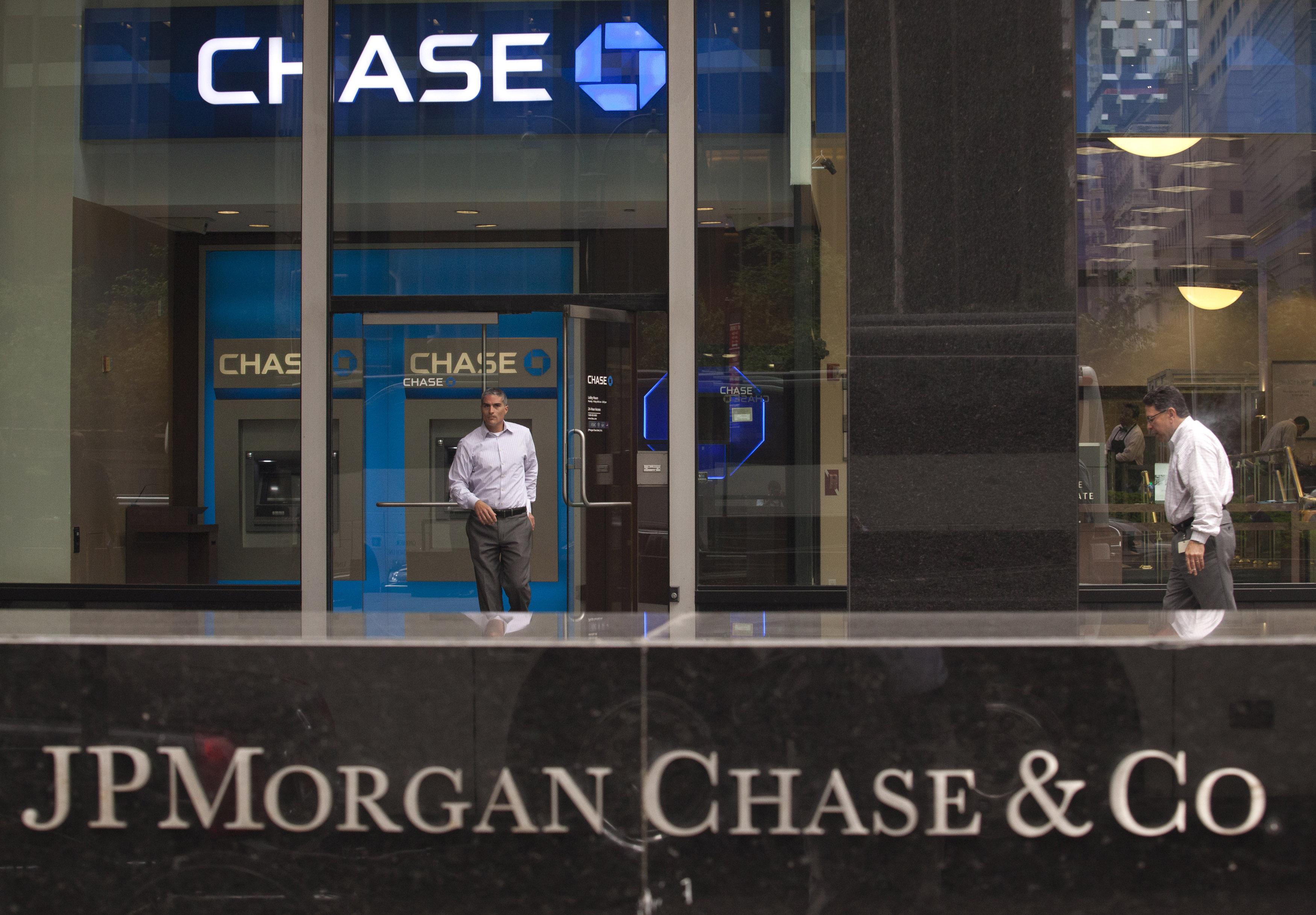 JPMorgan blockchain idea is far from a killer app