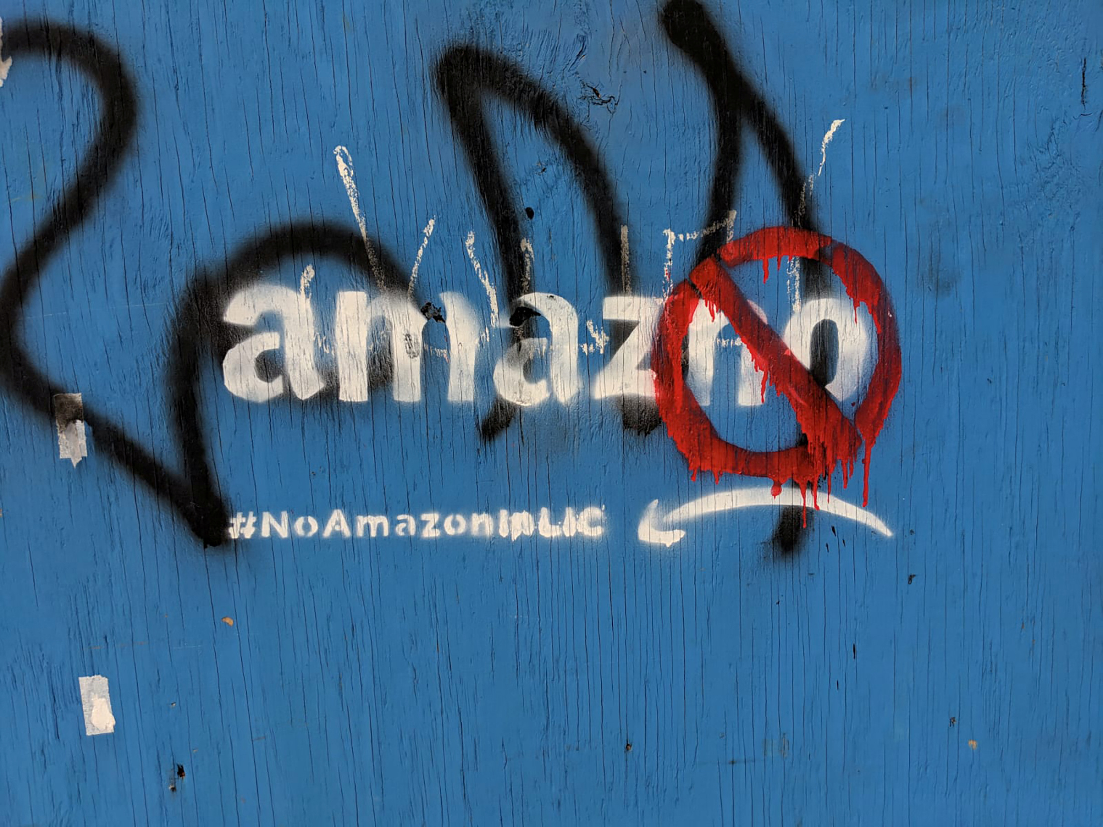Amazon, NYC shoot selves and each other in foot – Breakingviews