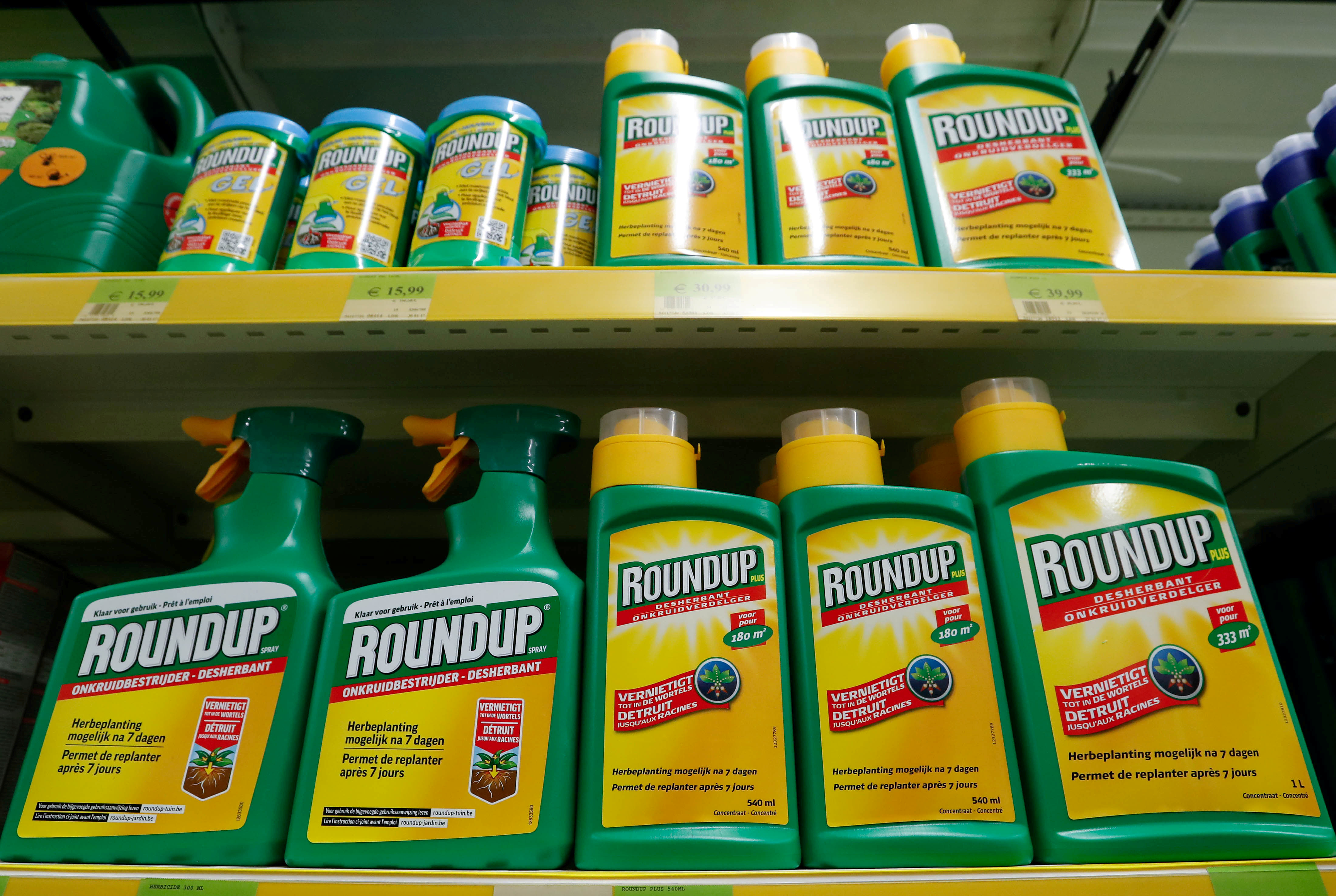 Monsanto ordered to pay US$80M to California man in cancer trial