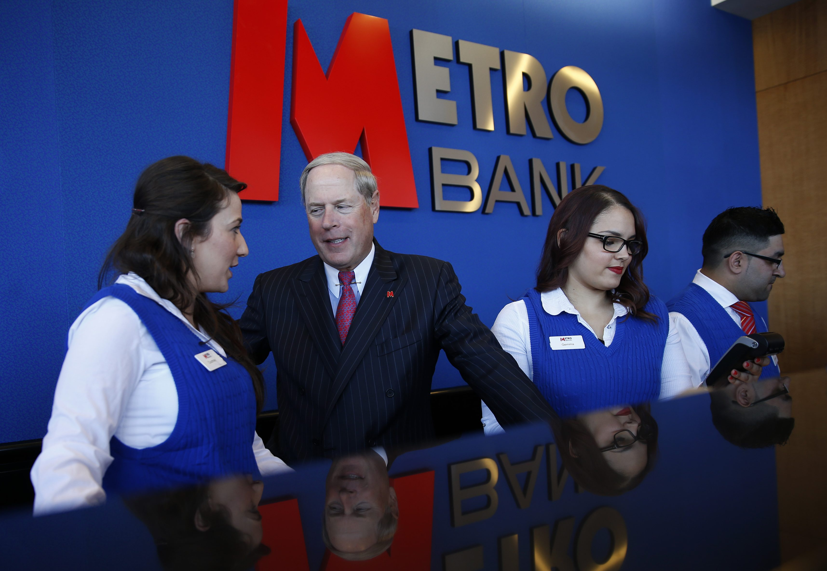 Metro Bank shores up finances, prepares for tough…