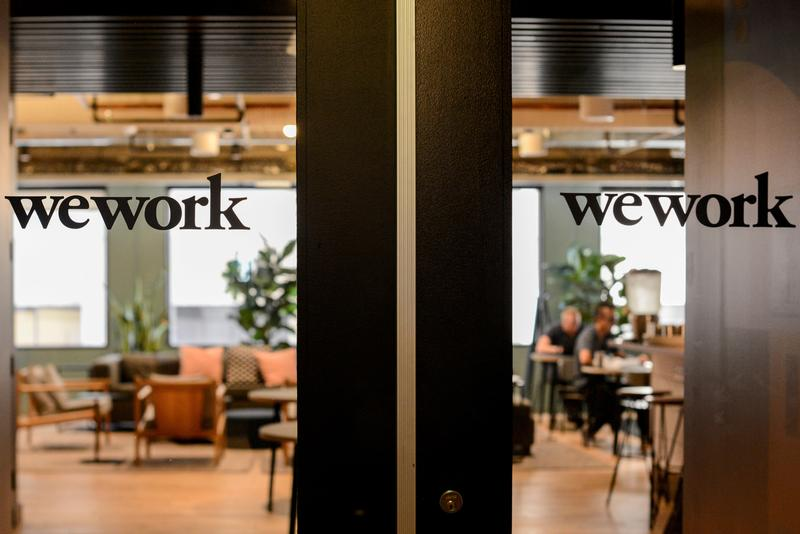 WeWork parent to name real-estate veteran Sandeep Mathrani new CEO
