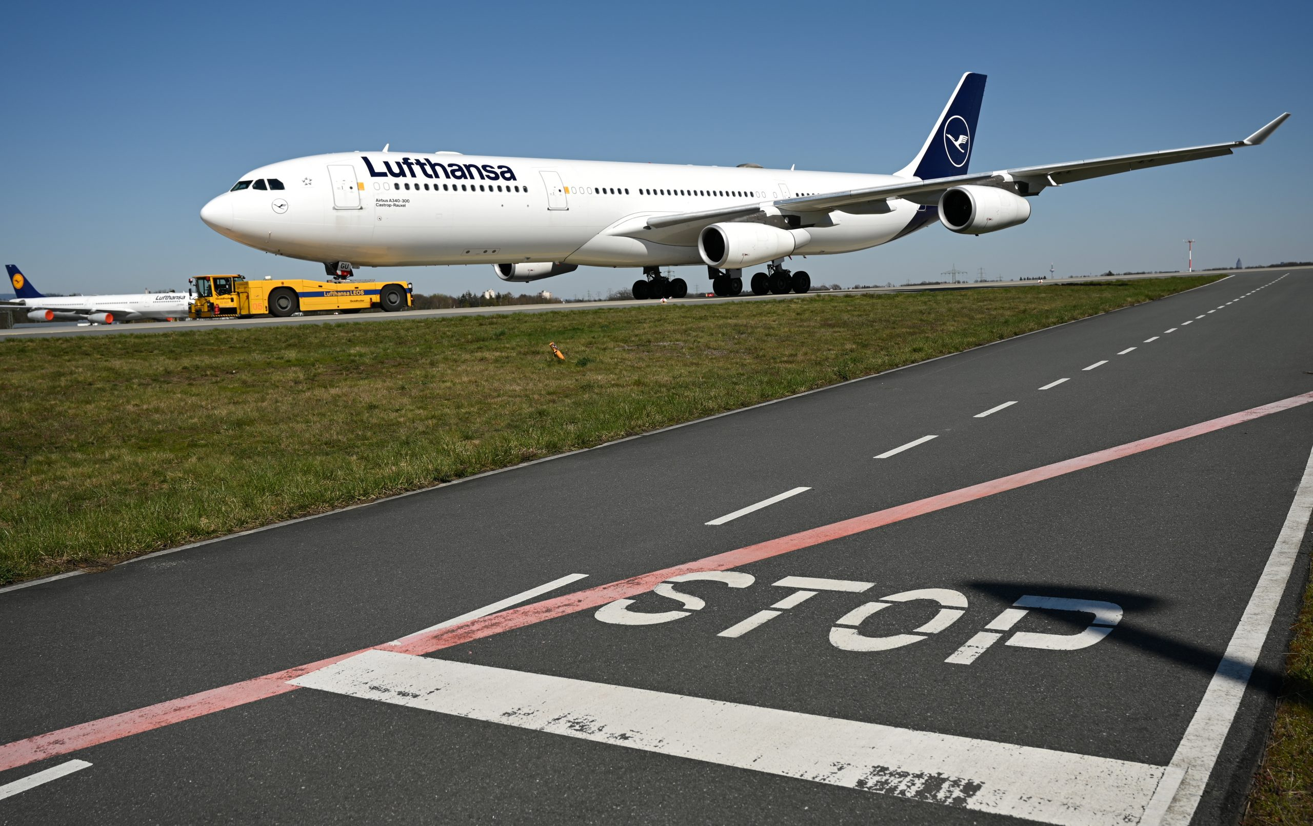 Germany in Lufthansa bailout talks with key shareholder