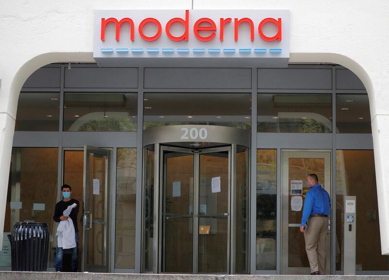 moderna stock - photo #39